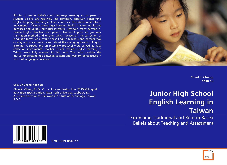 Junior High School English Learning in Taiwan english learning and teaching in taiwan