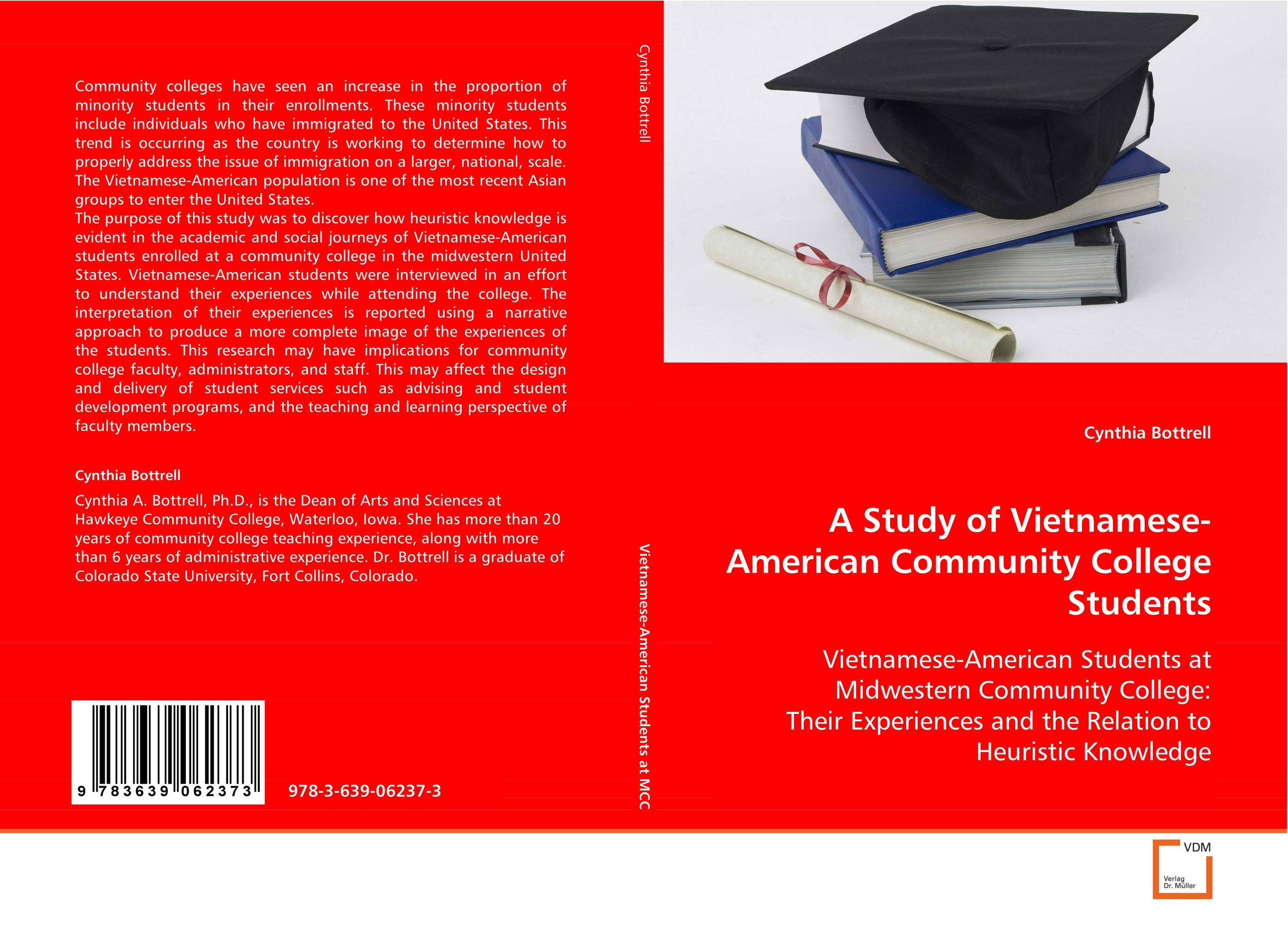 A Study of Vietnamese-American Community College Students community college students experiences with a leadership program