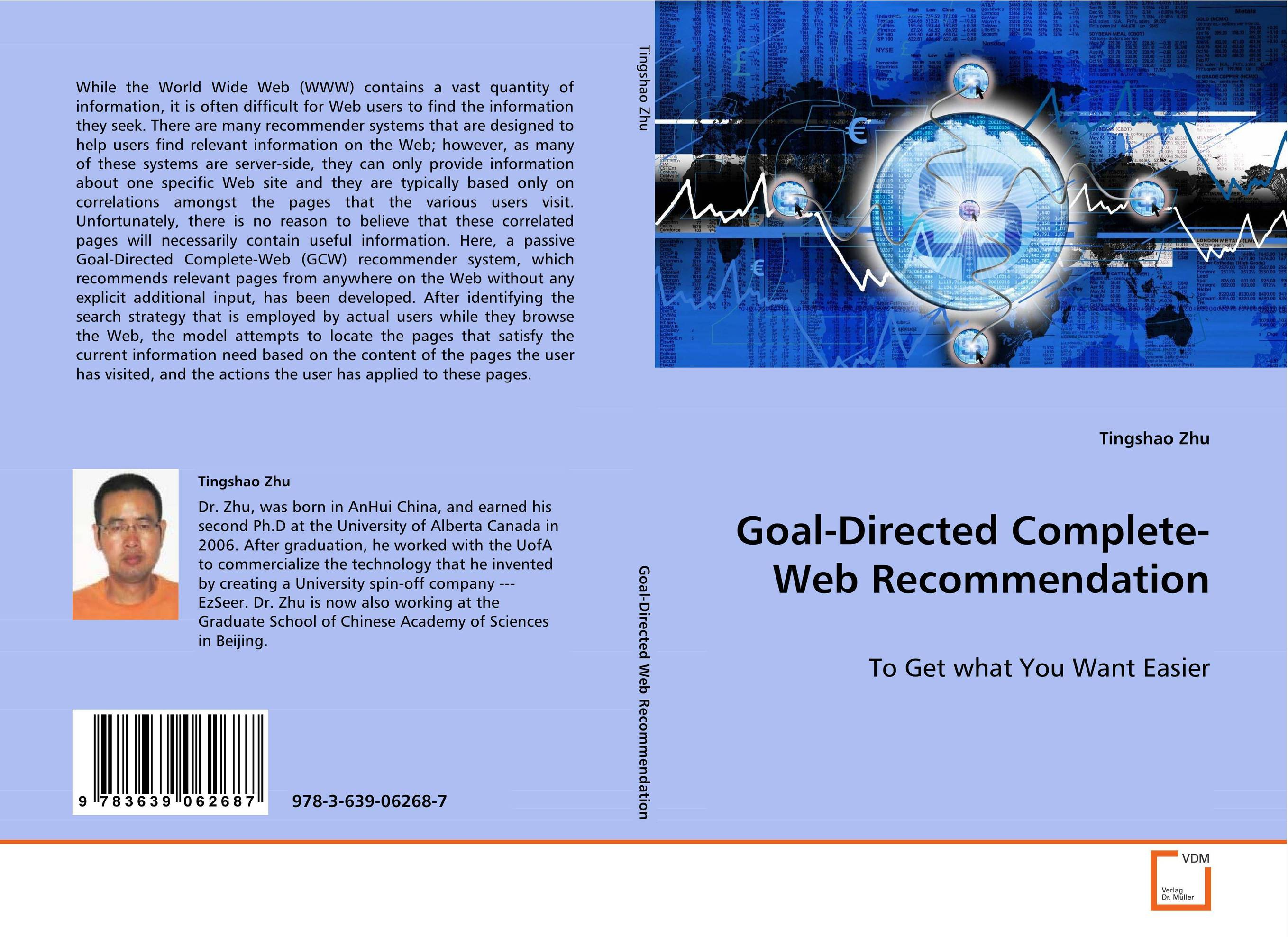 Goal-Directed Complete-Web Recommendation goal directed complete web recommendation