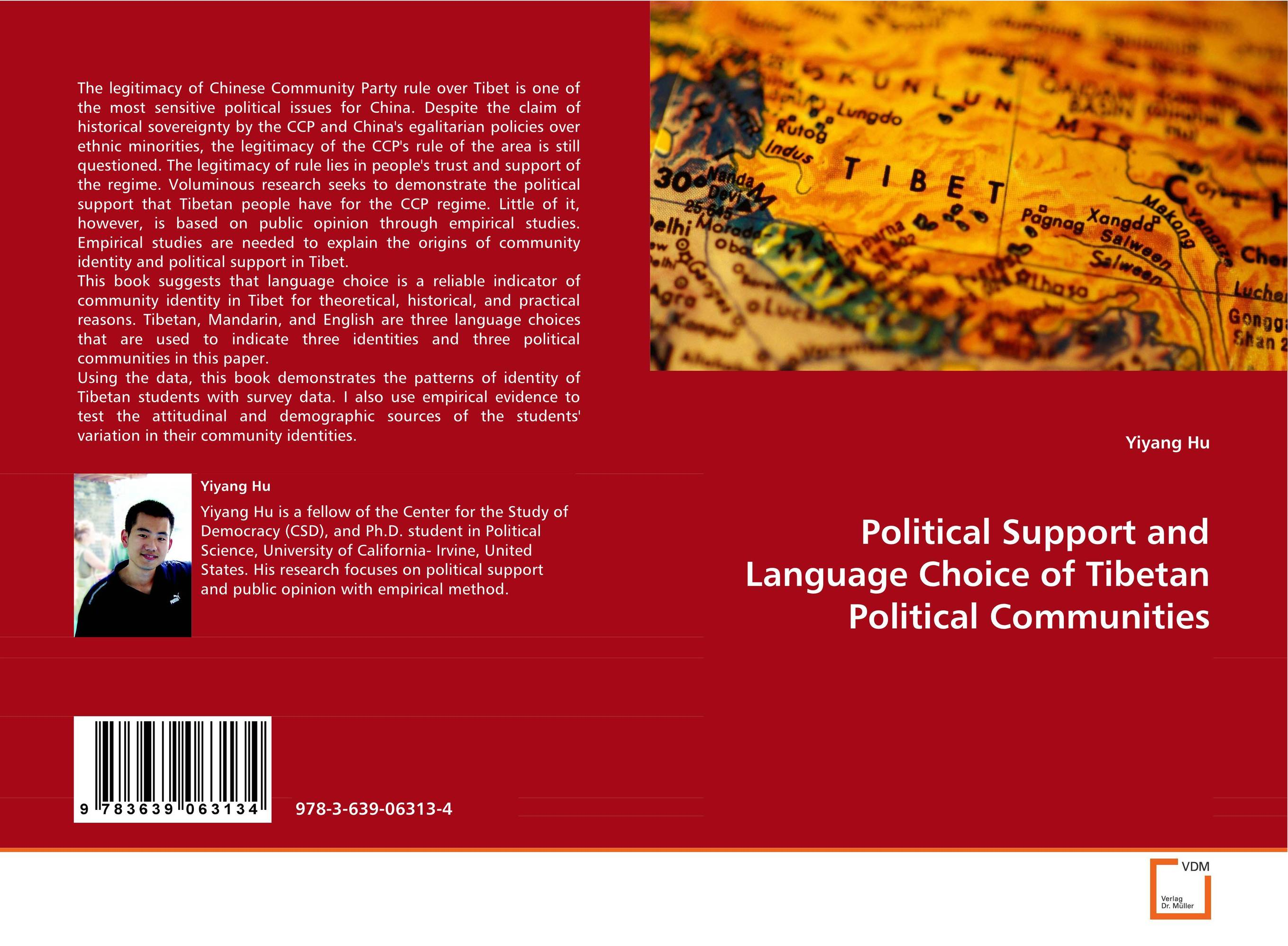 Political Support and Language Choice of TibetanPolitical Communities language change and lexical variation in youth language