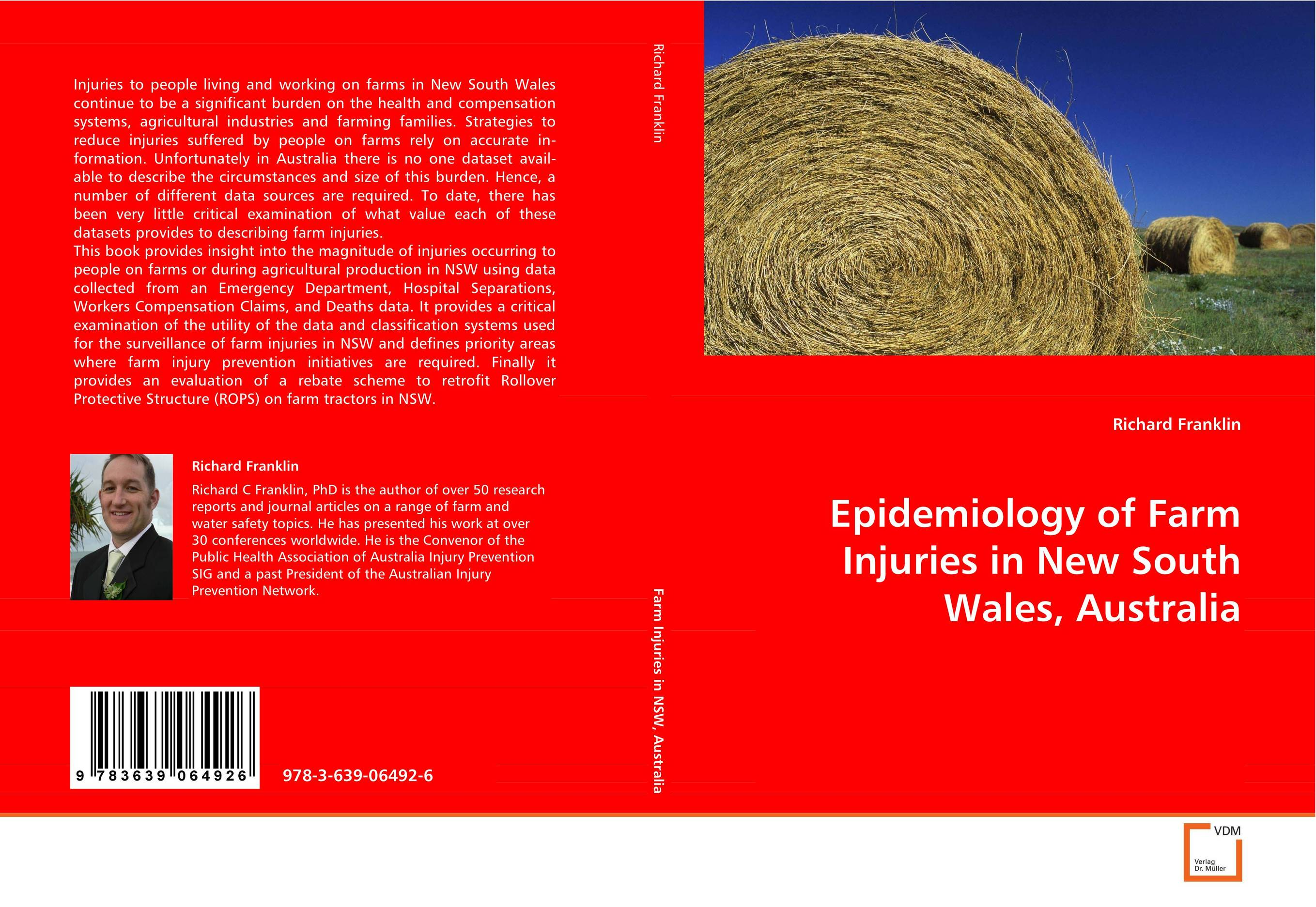 Epidemiology of Farm Injuries in New South Wales,Australia epidemiology of melioidosis in sabah