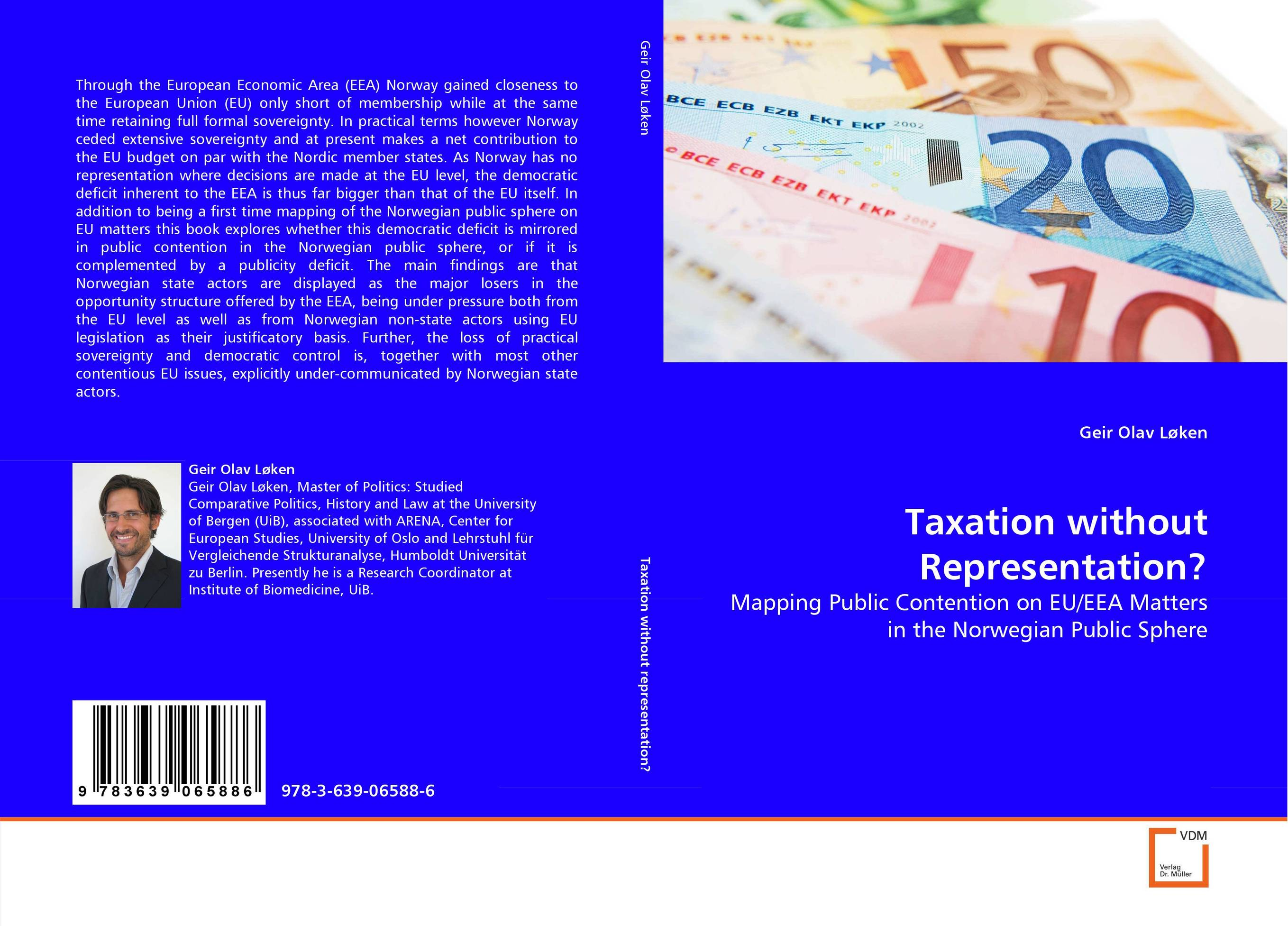 Taxation without Representation? the regulation of the state in competitive markets in the eu