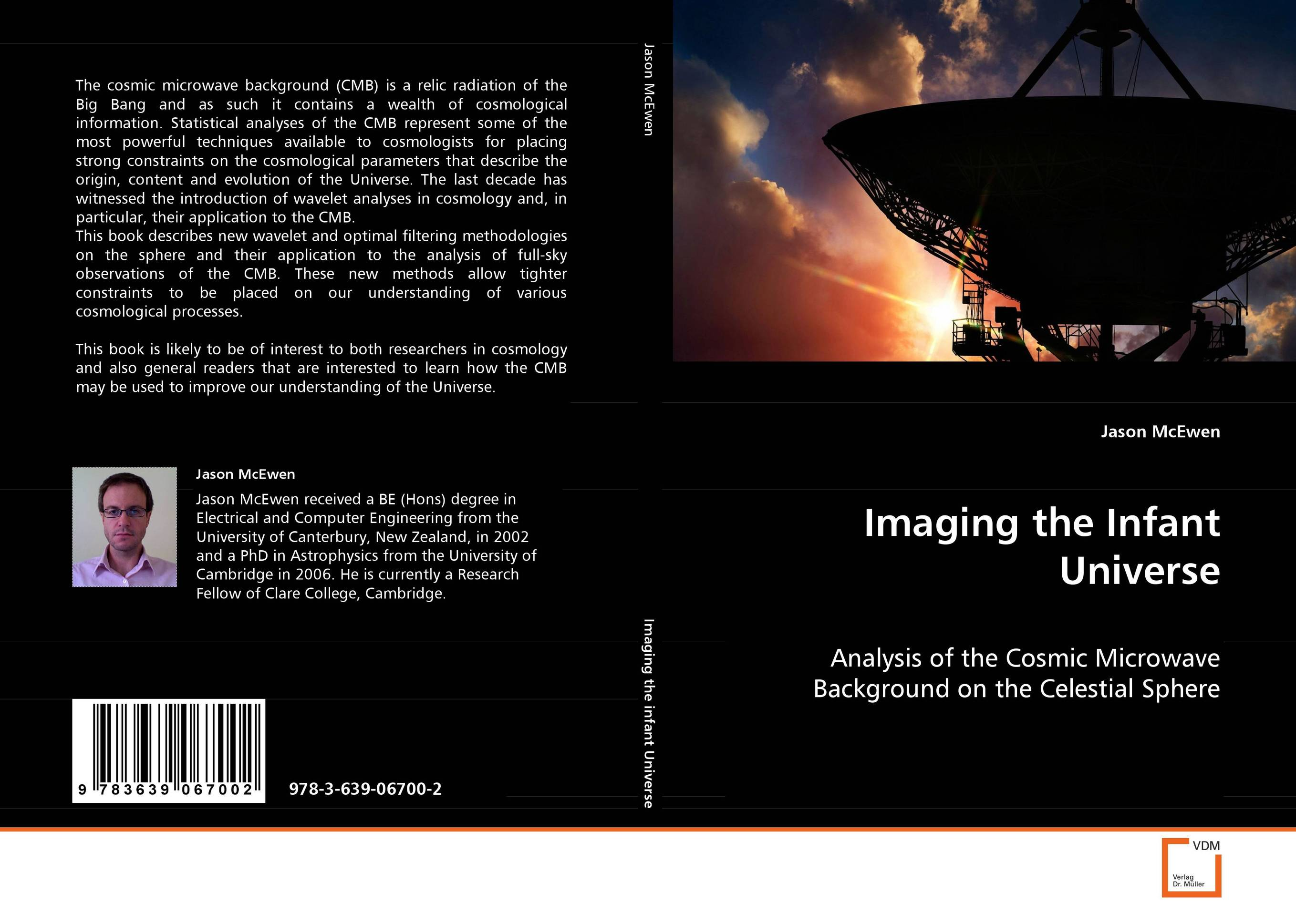 Imaging the Infant Universe videovox cmb 100