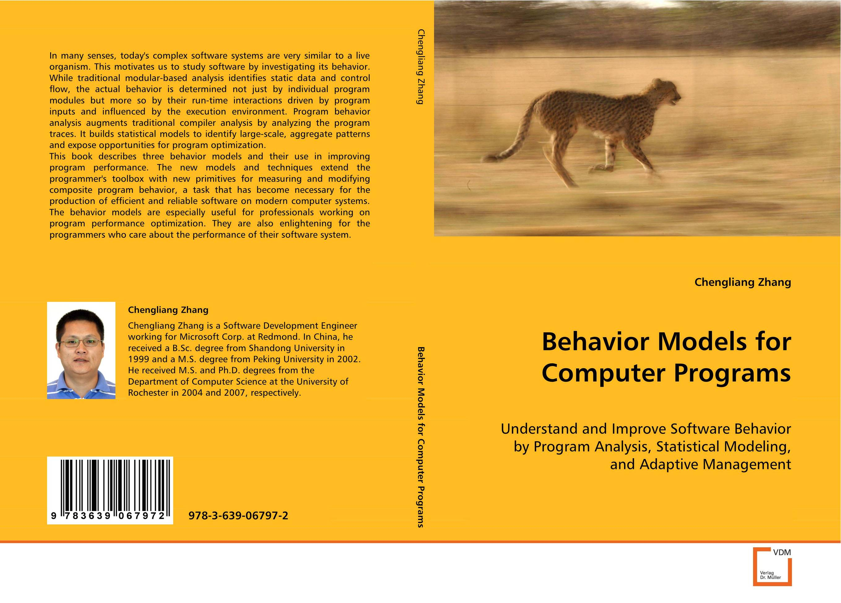 Behavior Models for Computer Programs the ambrosia beetle frass production and male behavior