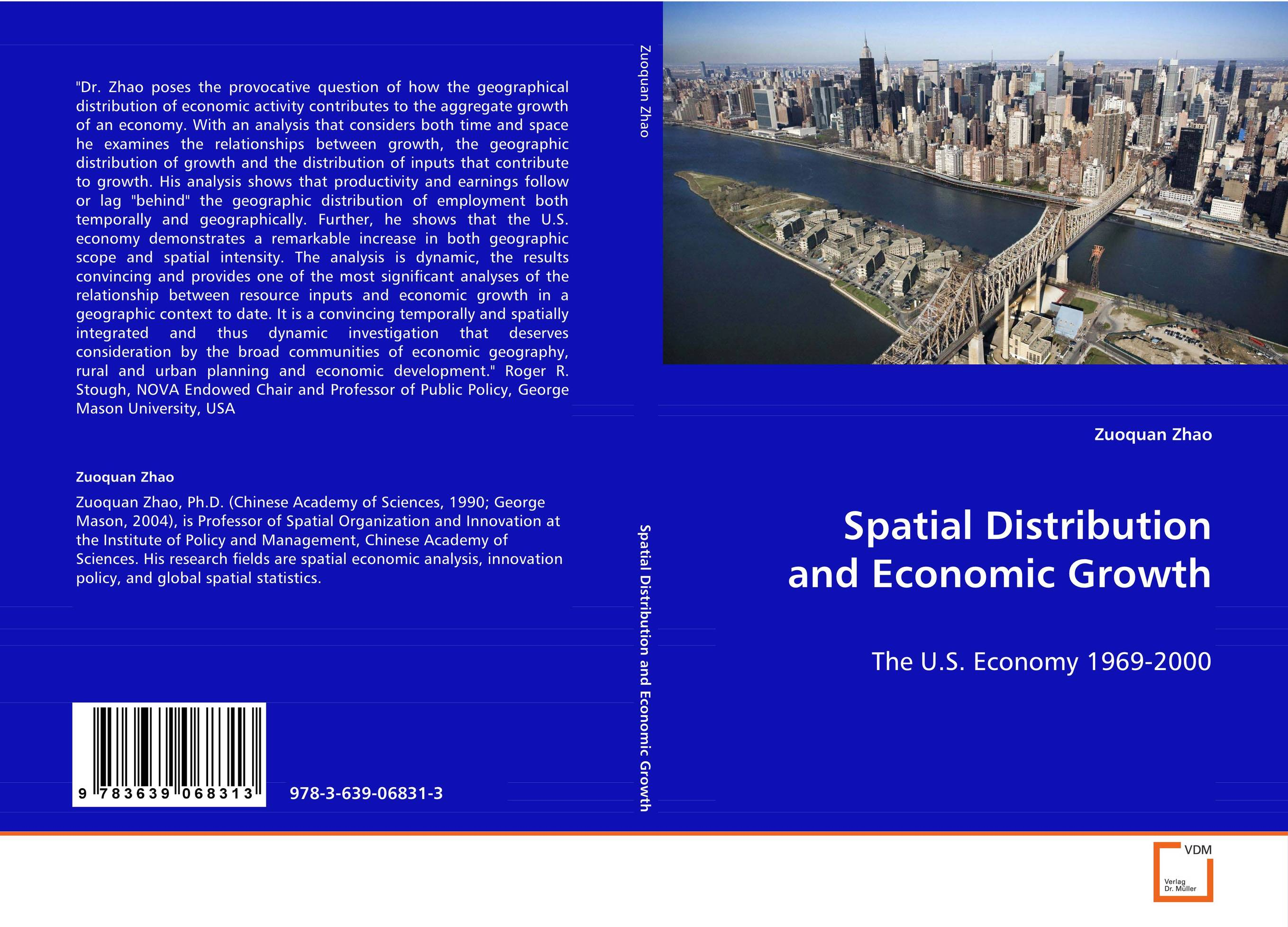 Spatial Distribution and Economic Growth patent intensity and economic growth