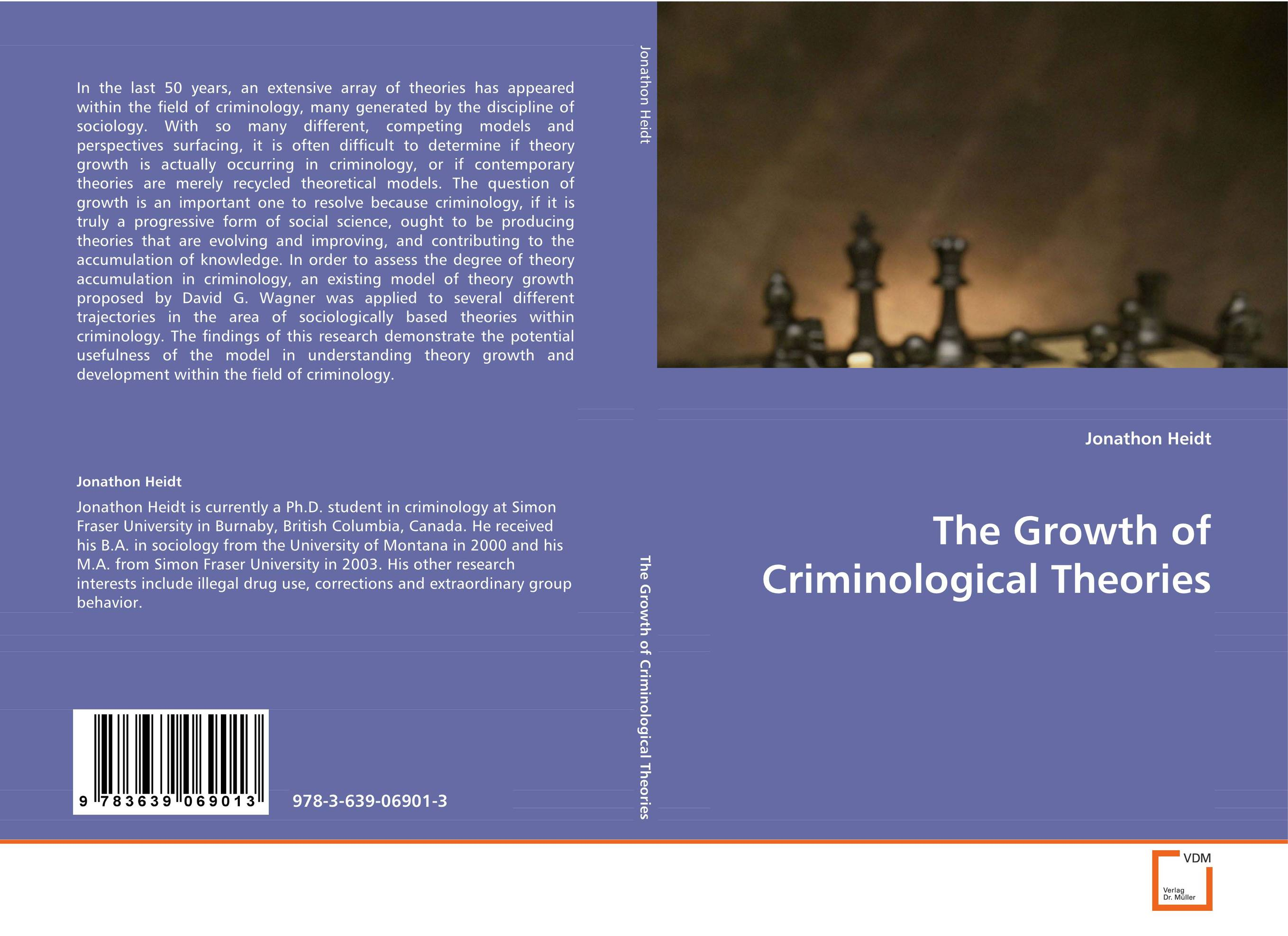 The Growth of Criminological Theories feminism and criminology