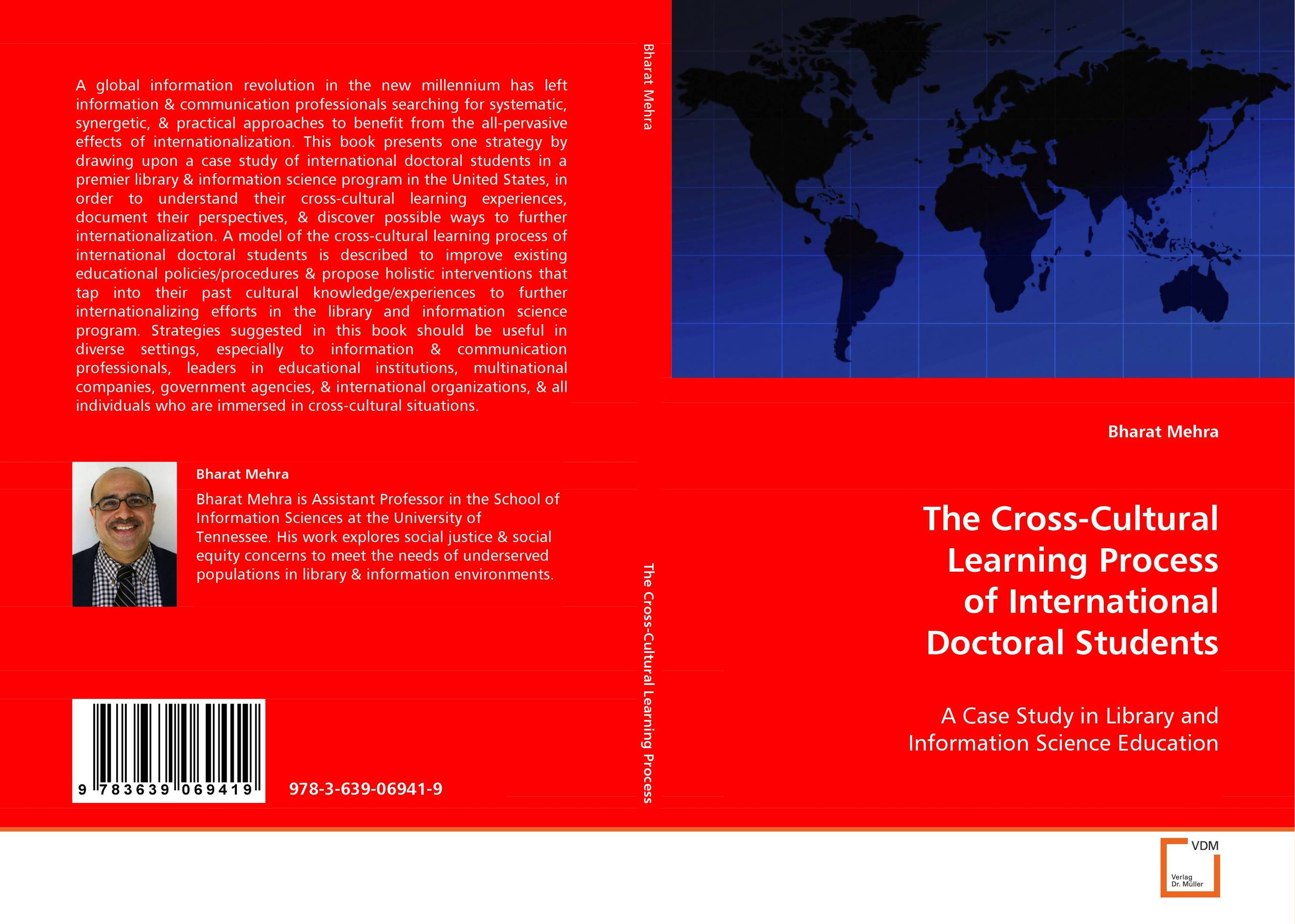 The Cross-Cultural Learning Process of InternationalDoctoral Students a cross cultural view of communication objectives in chinese schools