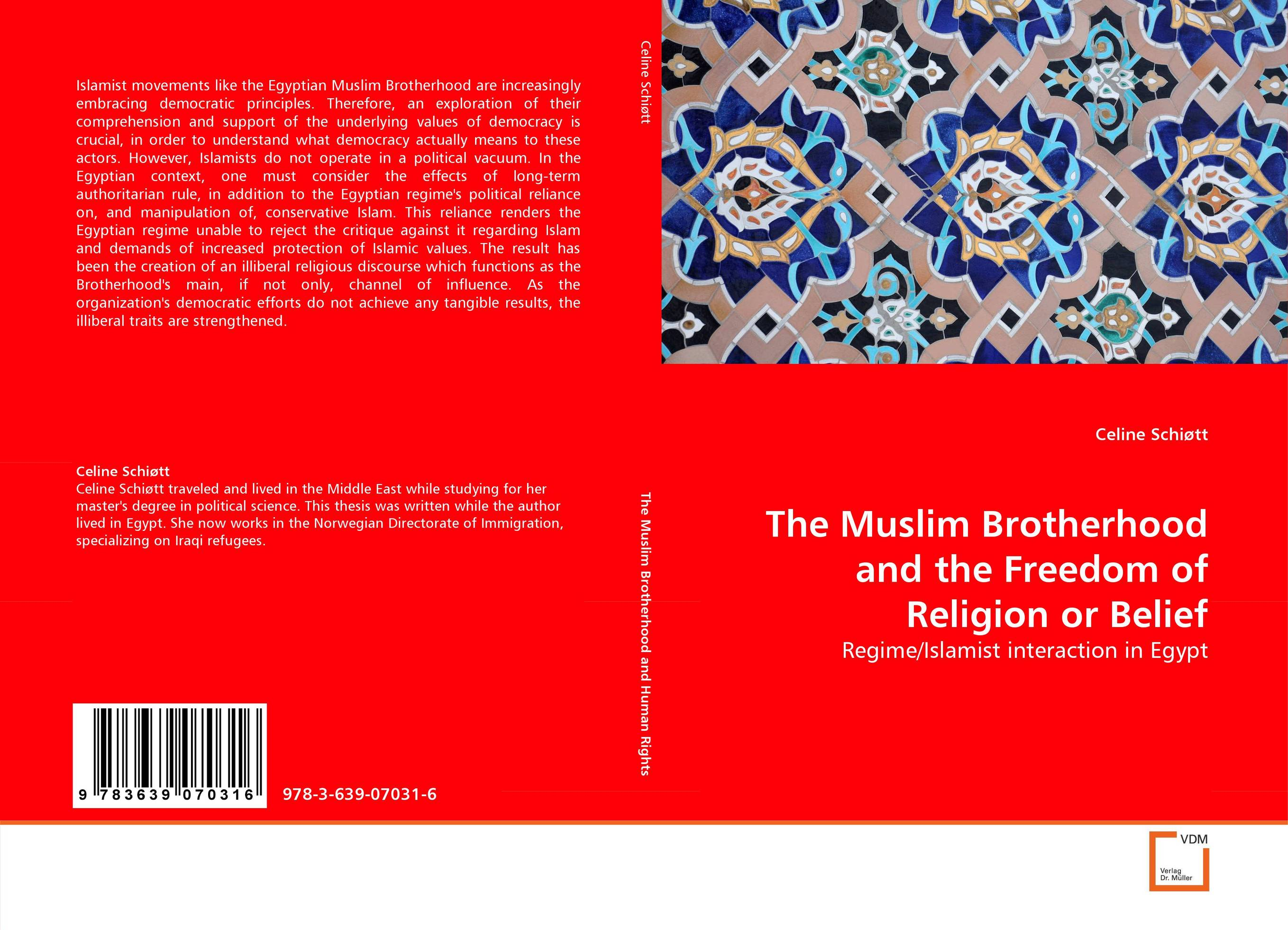 The Muslim Brotherhood and the Freedom of Religion or Belief egyptian art