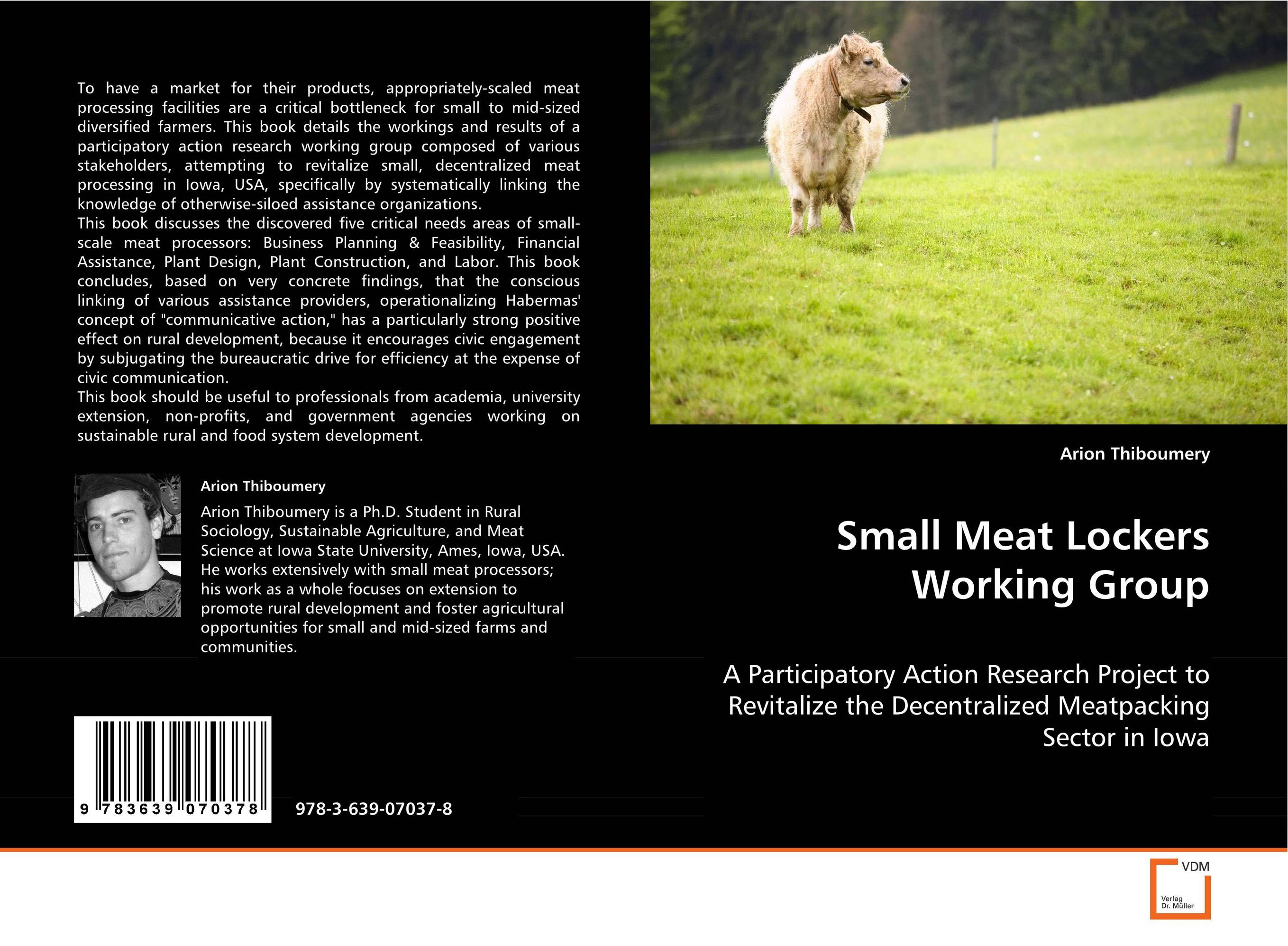 Small Meat Lockers Working Group