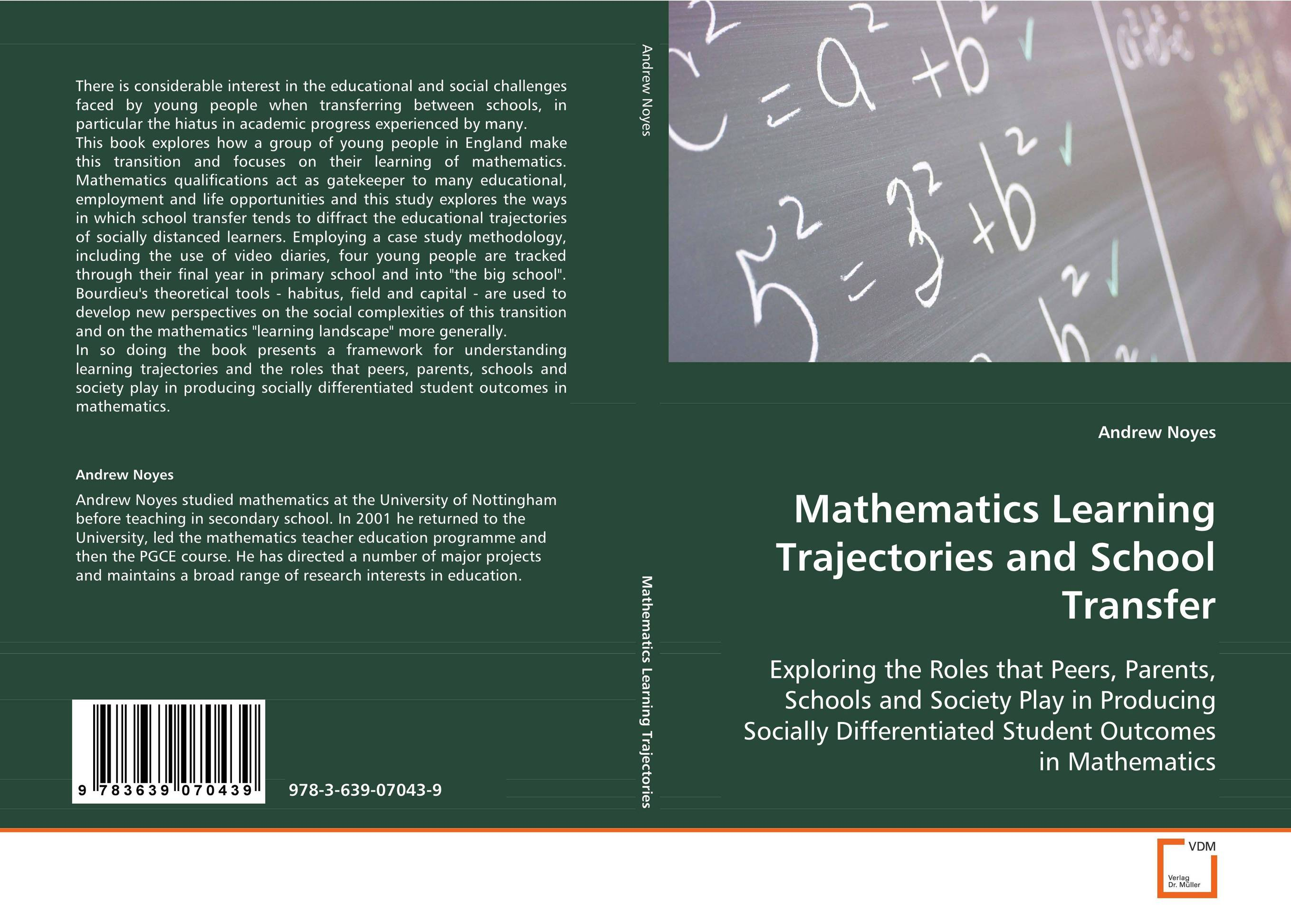 Mathematics Learning Trajectories and School Transfer