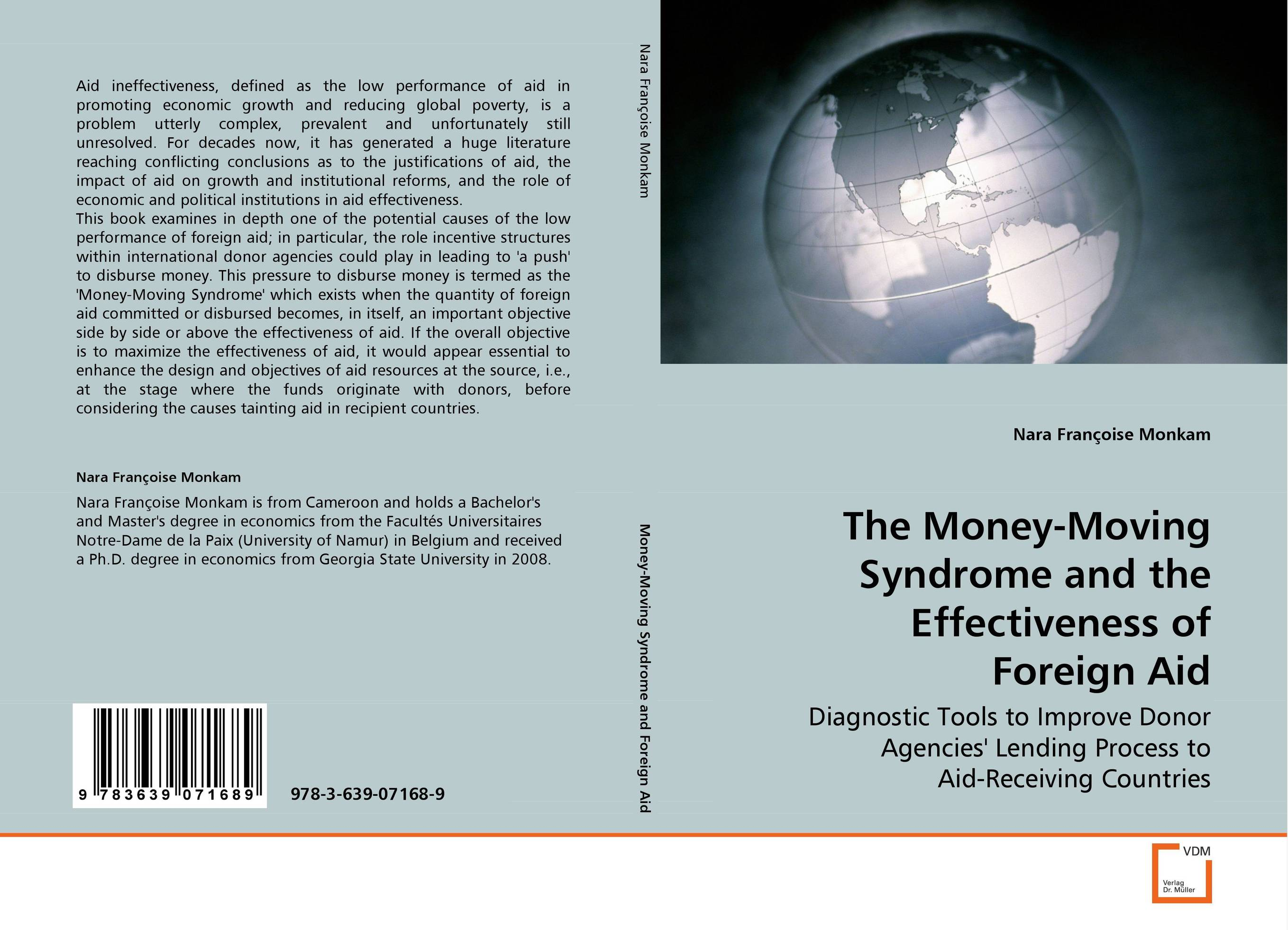 The Money-Moving Syndrome and the Effectiveness ofForeign Aid foreign aid and social sector of pakistan