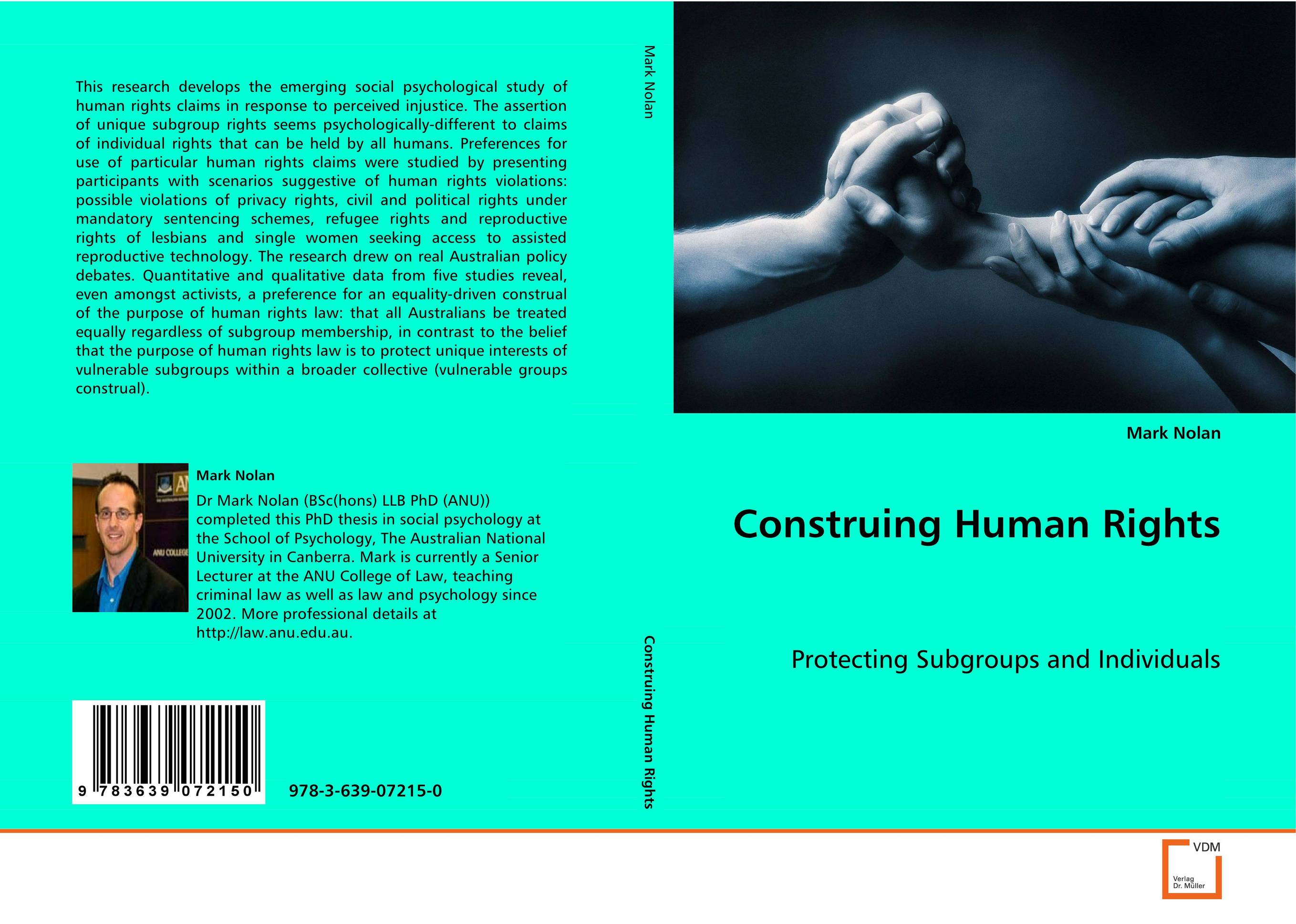 Construing Human Rights victims stories and the advancement of human rights