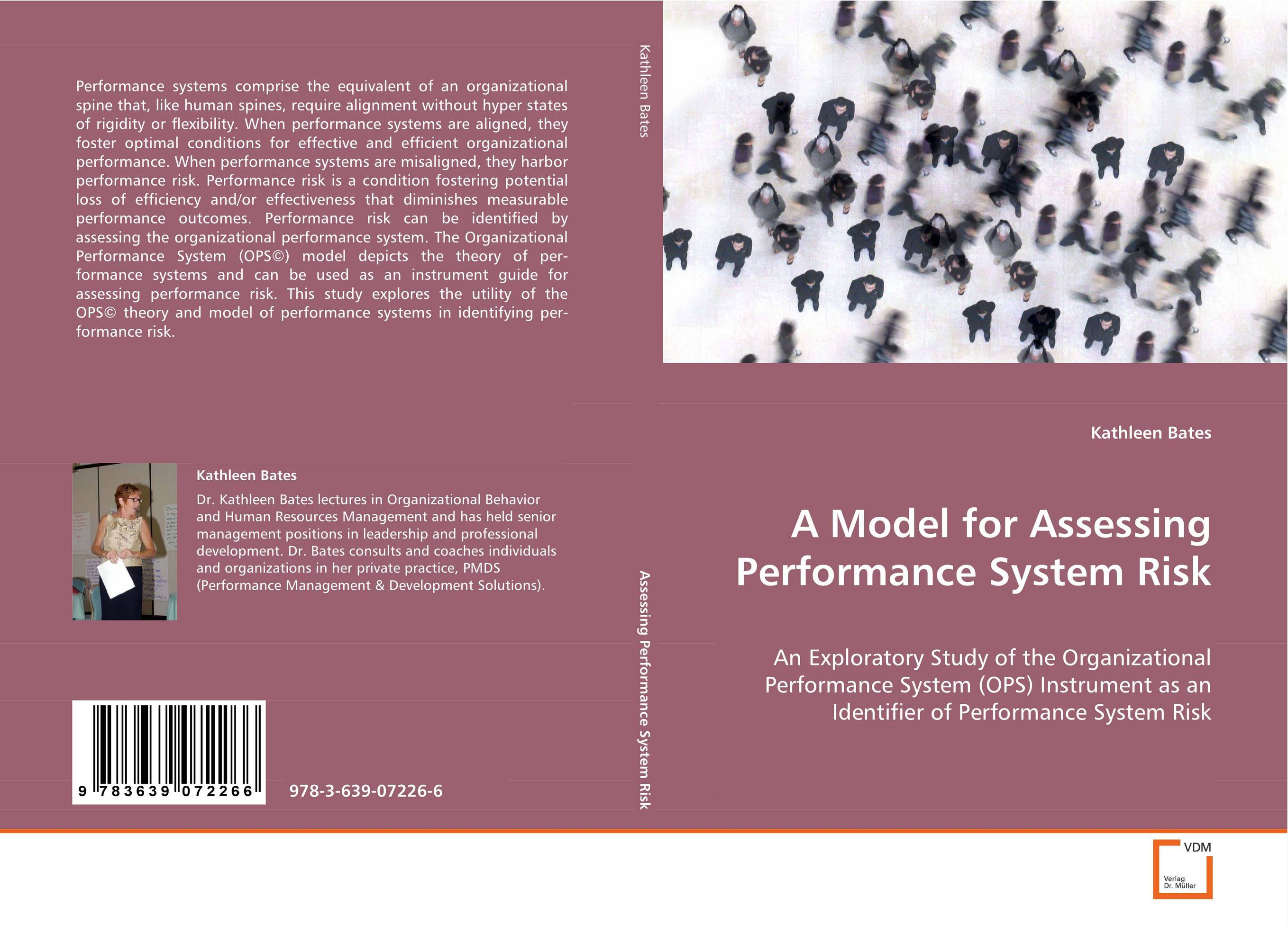 A Model for Assessing Performance System Risk constantin zopounidis quantitative financial risk management theory and practice