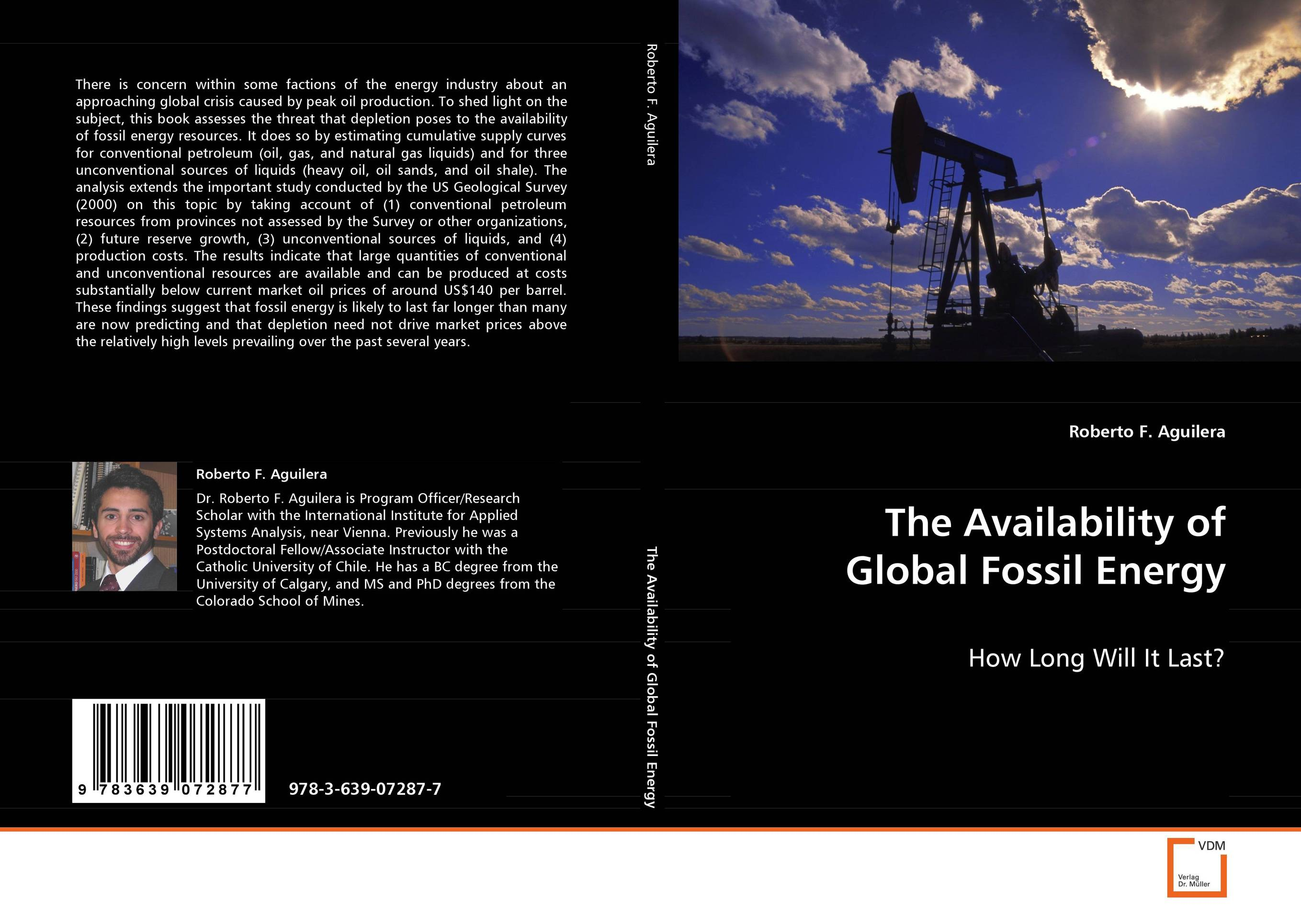 The Availability of Global Fossil Energy estimating technically and economically recoverable unconventional gas