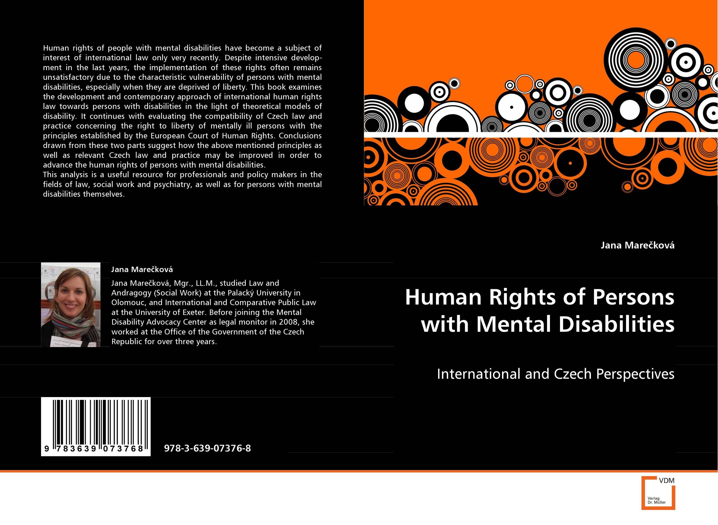 Human Rights of Persons with Mental Disabilities foreign policy as a means for advancing human rights