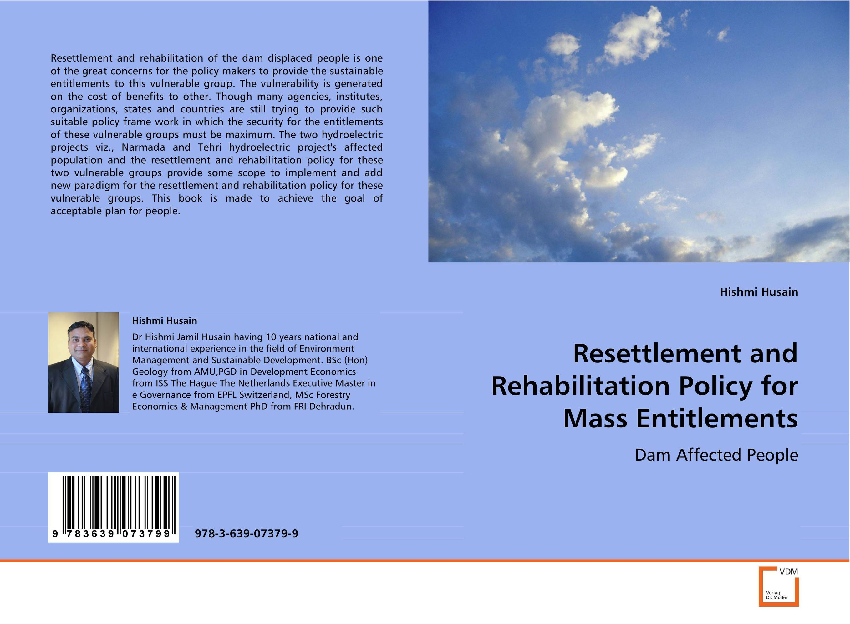 resettlement and rehabilitation National rehabilitation and resettlement policy, 2007 - dolr.