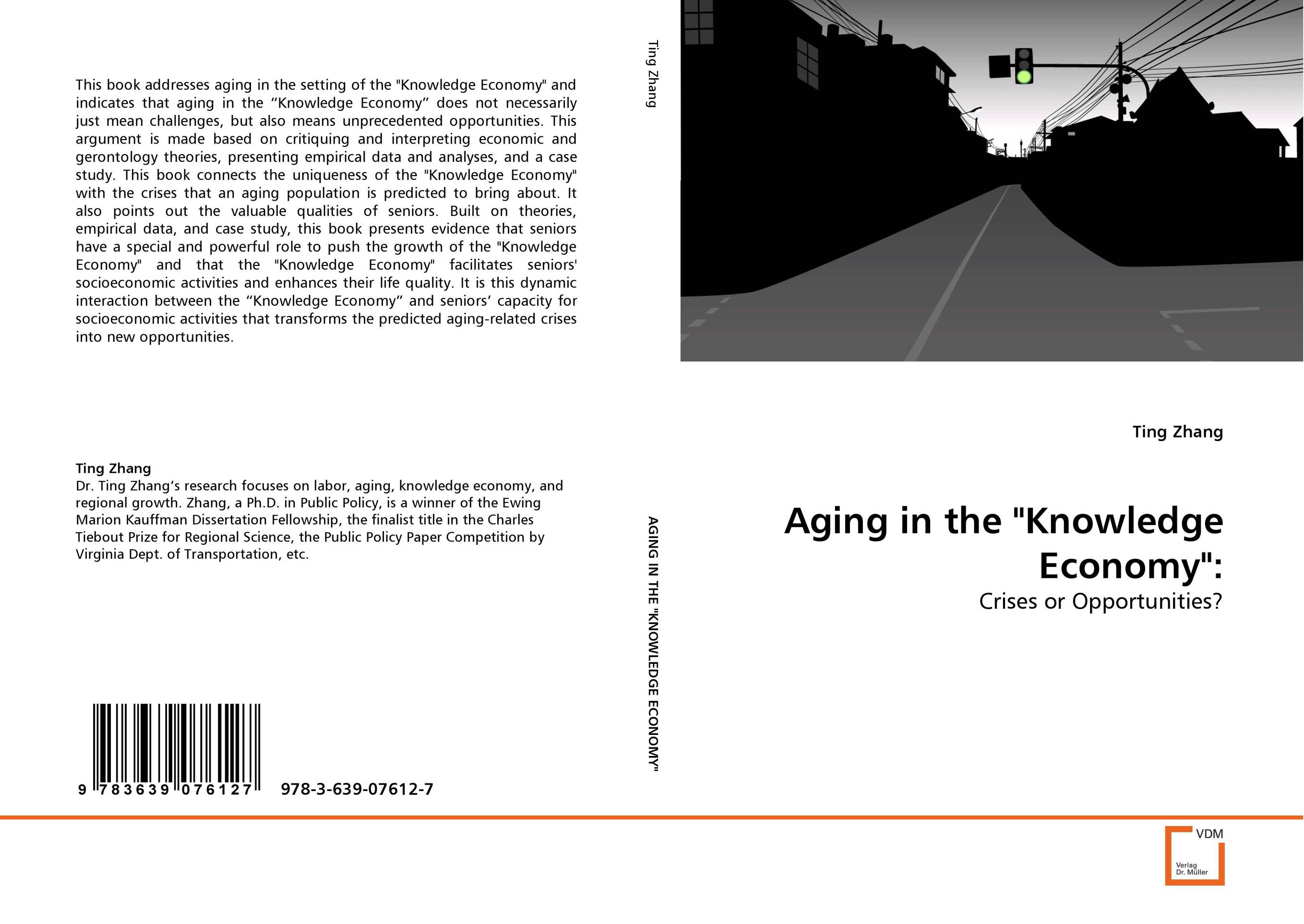 Aging in the Knowledge Economy: manage enterprise knowledge systematically