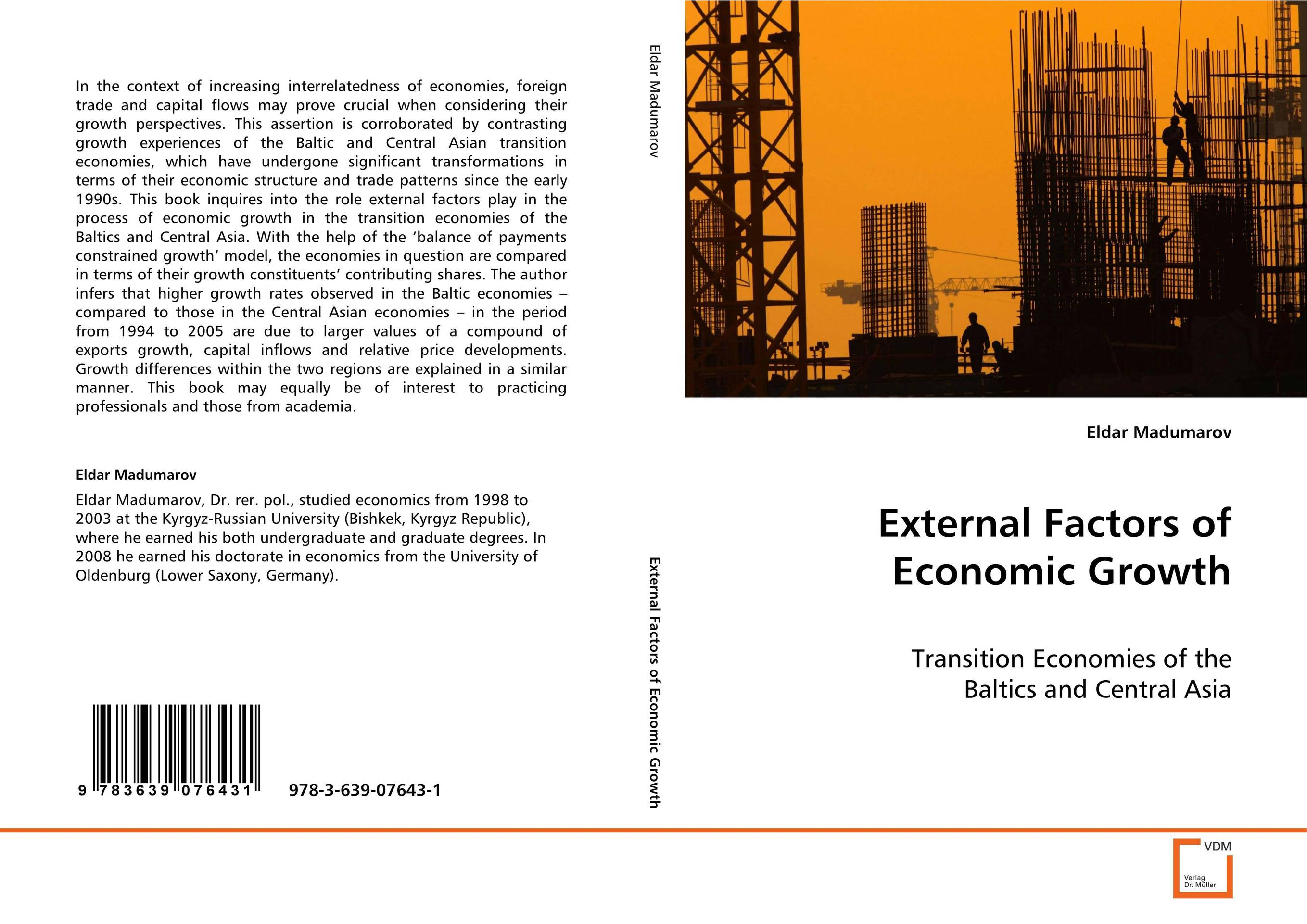 External Factors of Economic Growth the failure of economic nationalism in slovenia s transition