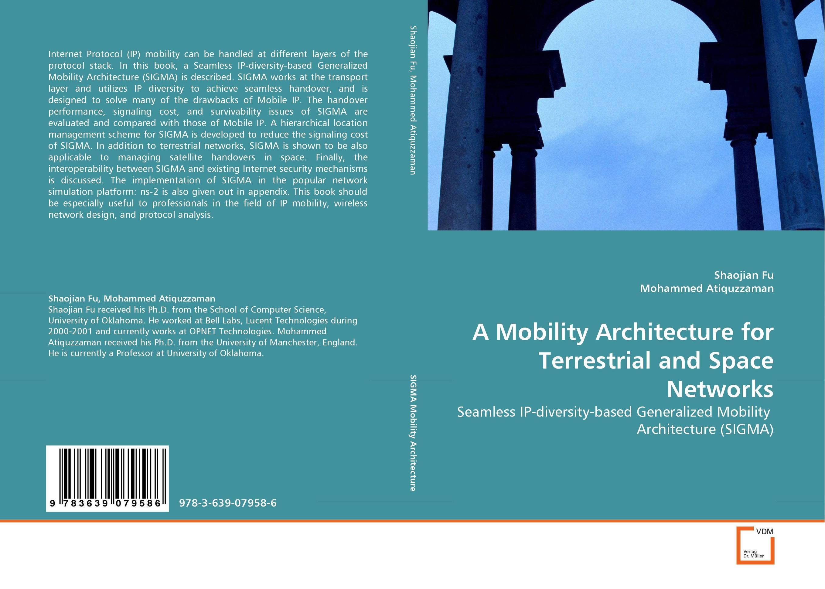 A Mobility Architecture for Terrestrial and Space Networks mobility at the first and last mile of the ipt in a european megacity