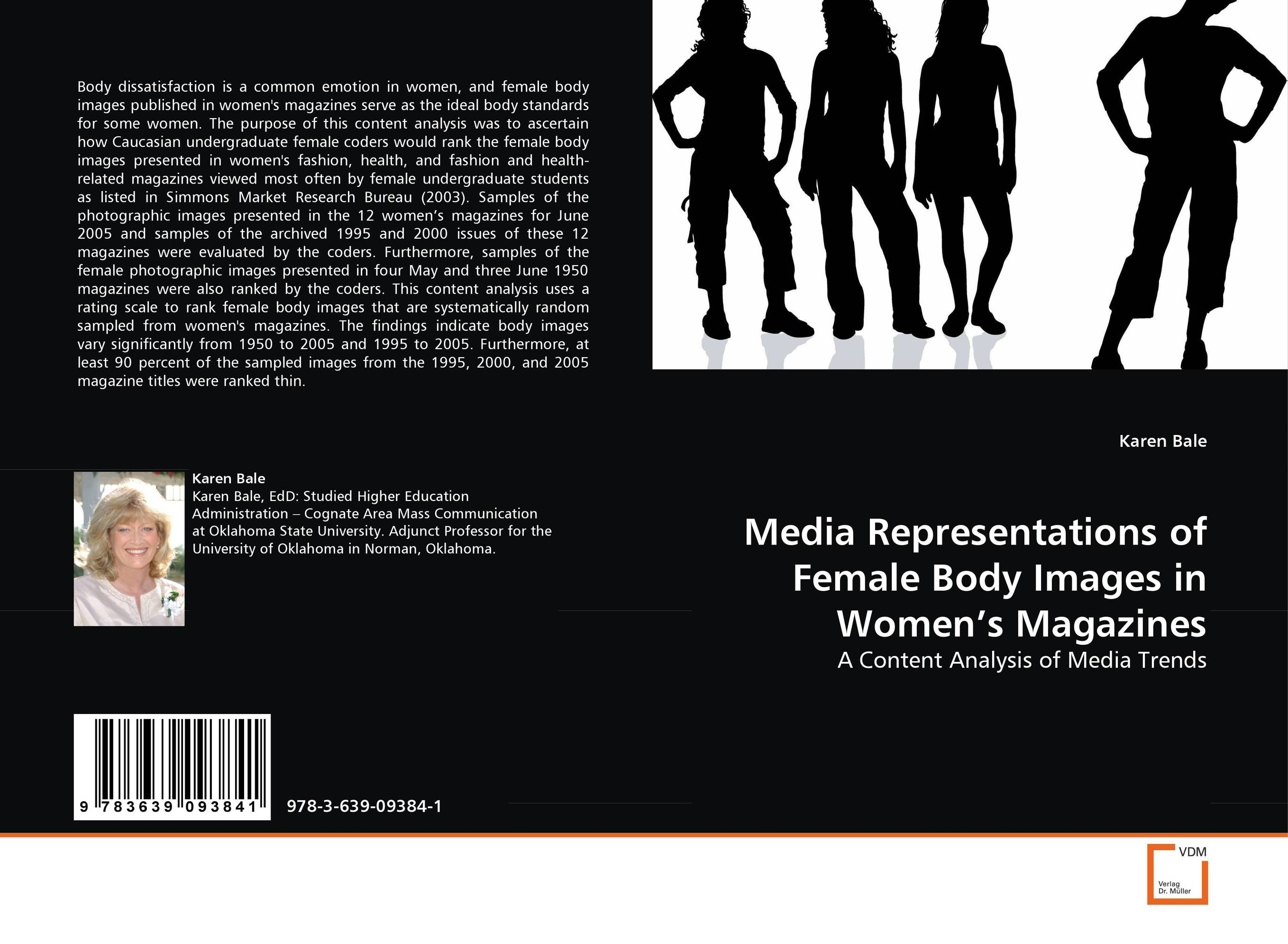 Media Representations of Female Body Images in Women''s Magazines