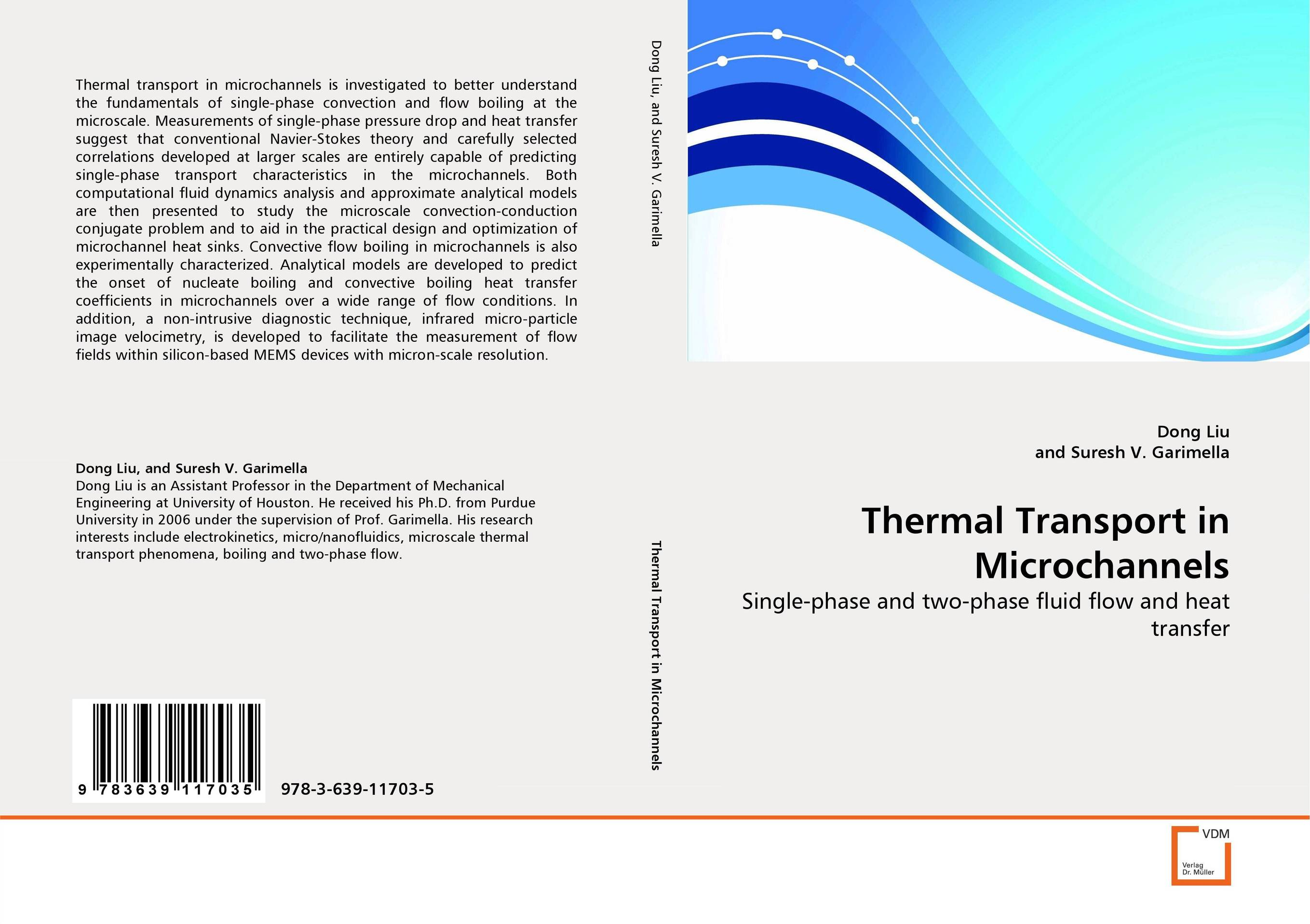 Thermal Transport in Microchannels particle mixing and settling in reservoirs under natural convection
