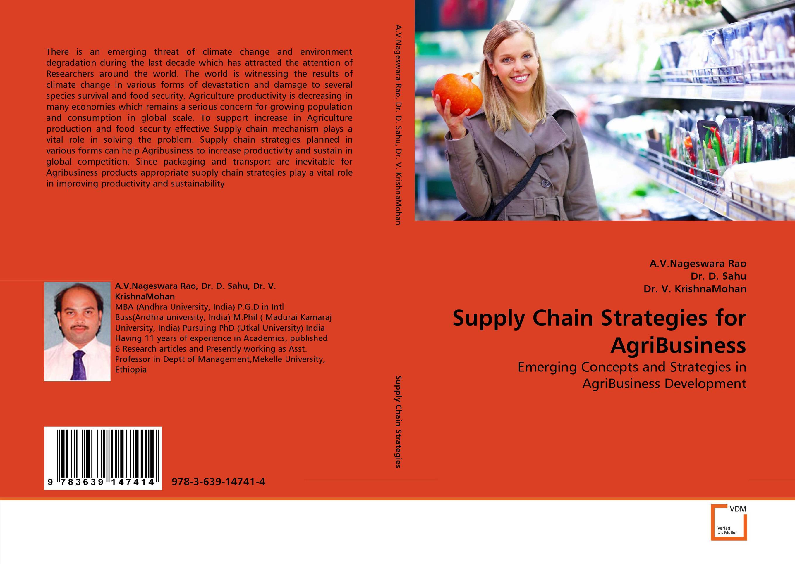 Supply Chain Strategies for AgriBusiness