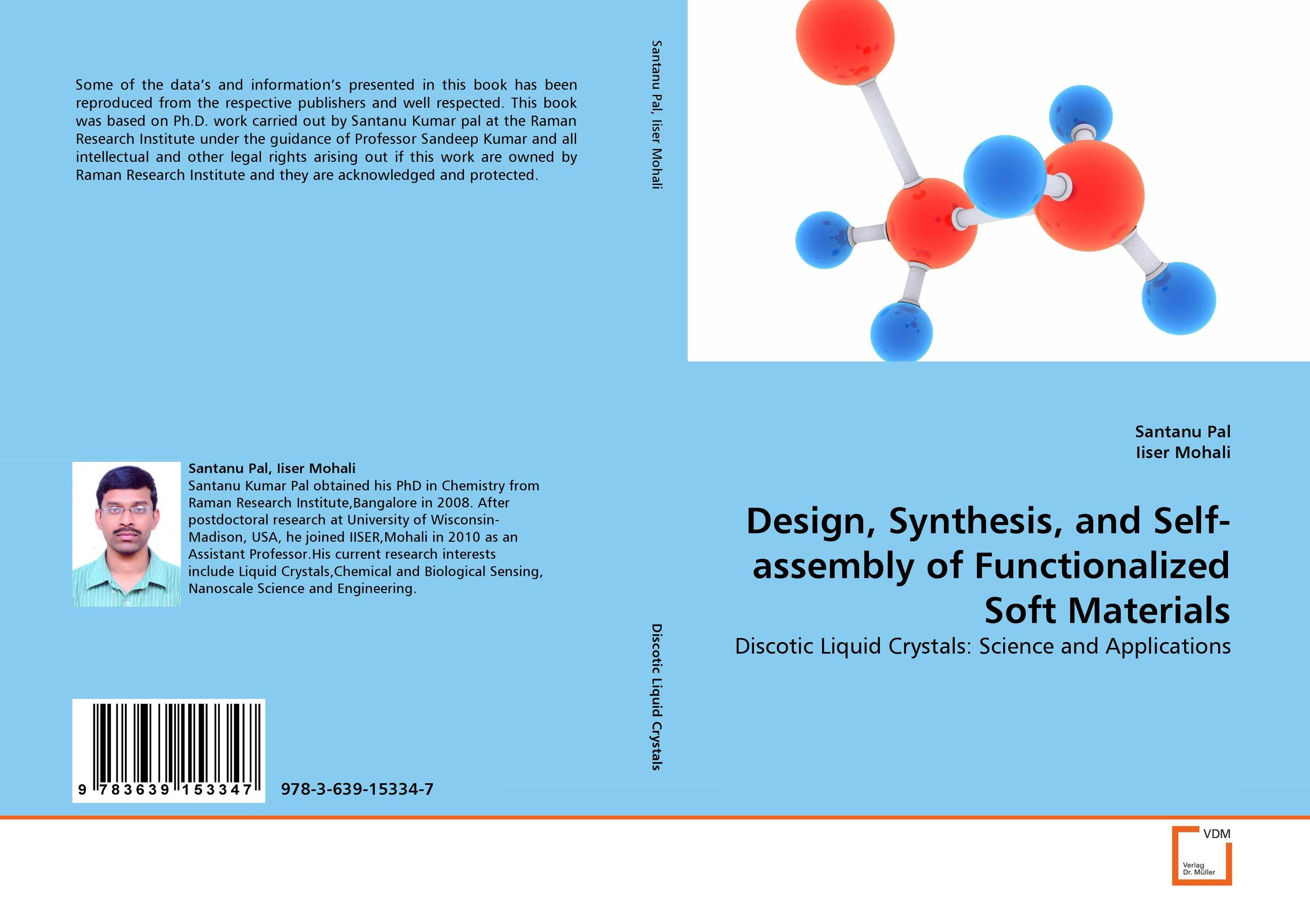 Design, Synthesis, and Self-assembly of Functionalized Soft Materials vinod kumar adigopula rakesh kumar and sunny deol guzzarlapudi overlay design of low volume road using light weight deflectometer