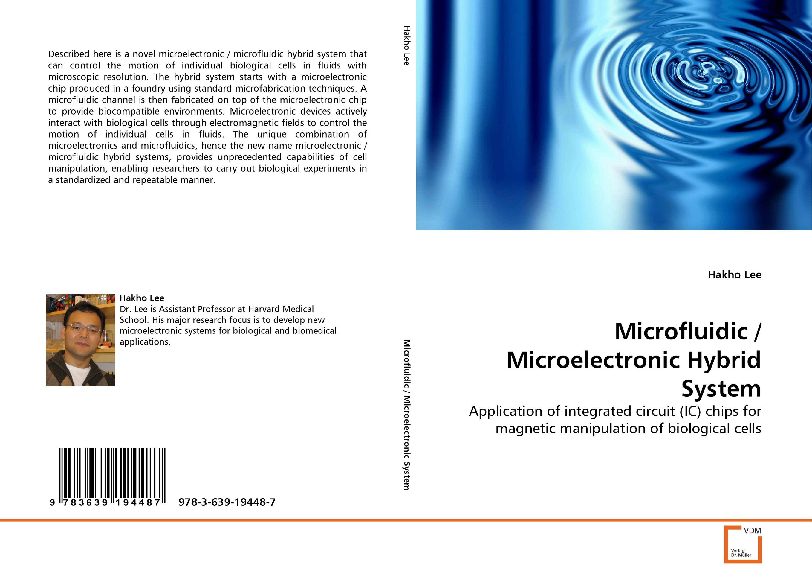 Microfluidic / Microelectronic Hybrid System hybrid systems control