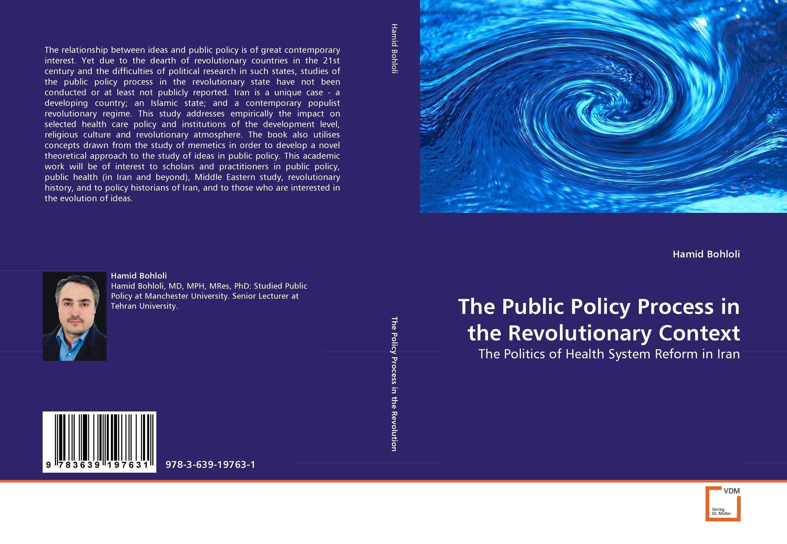 The Public Policy Process in the Revolutionary Context sb 1070 a case study on state sponsored immigration policy