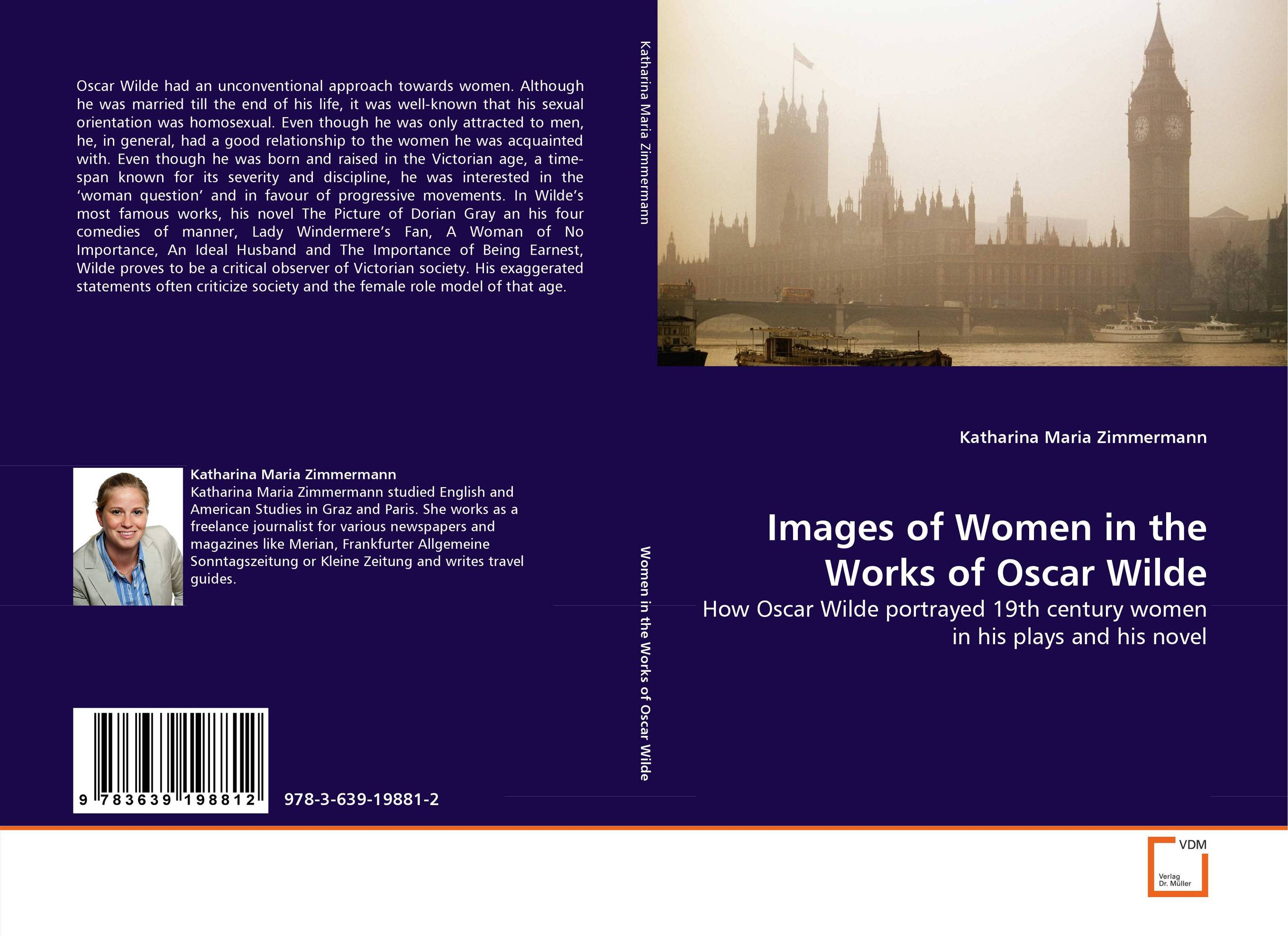 Images of Women in the Works of Oscar Wilde the plays of oscar wilde