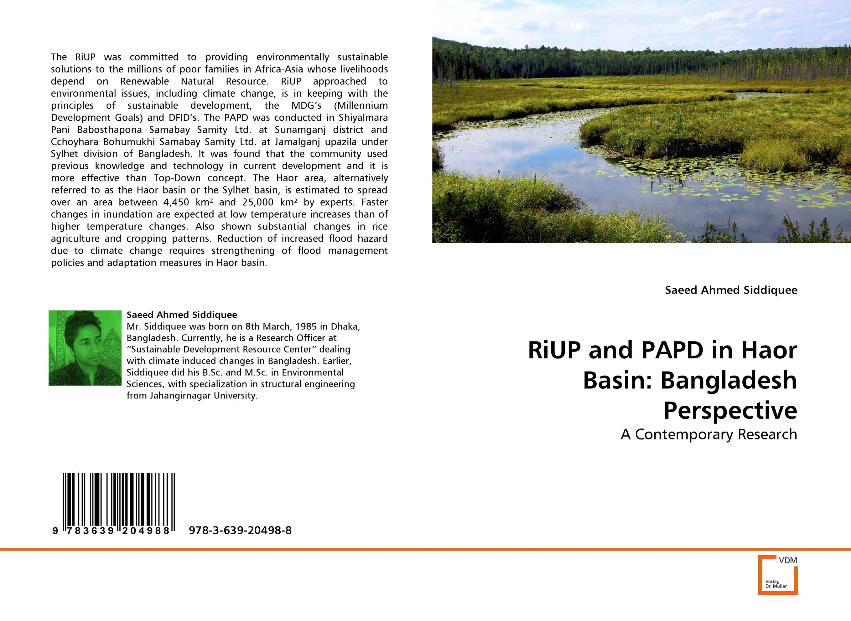 RiUP and PAPD in Haor Basin: Bangladesh Perspective riup and papd in haor basin bangladesh perspective