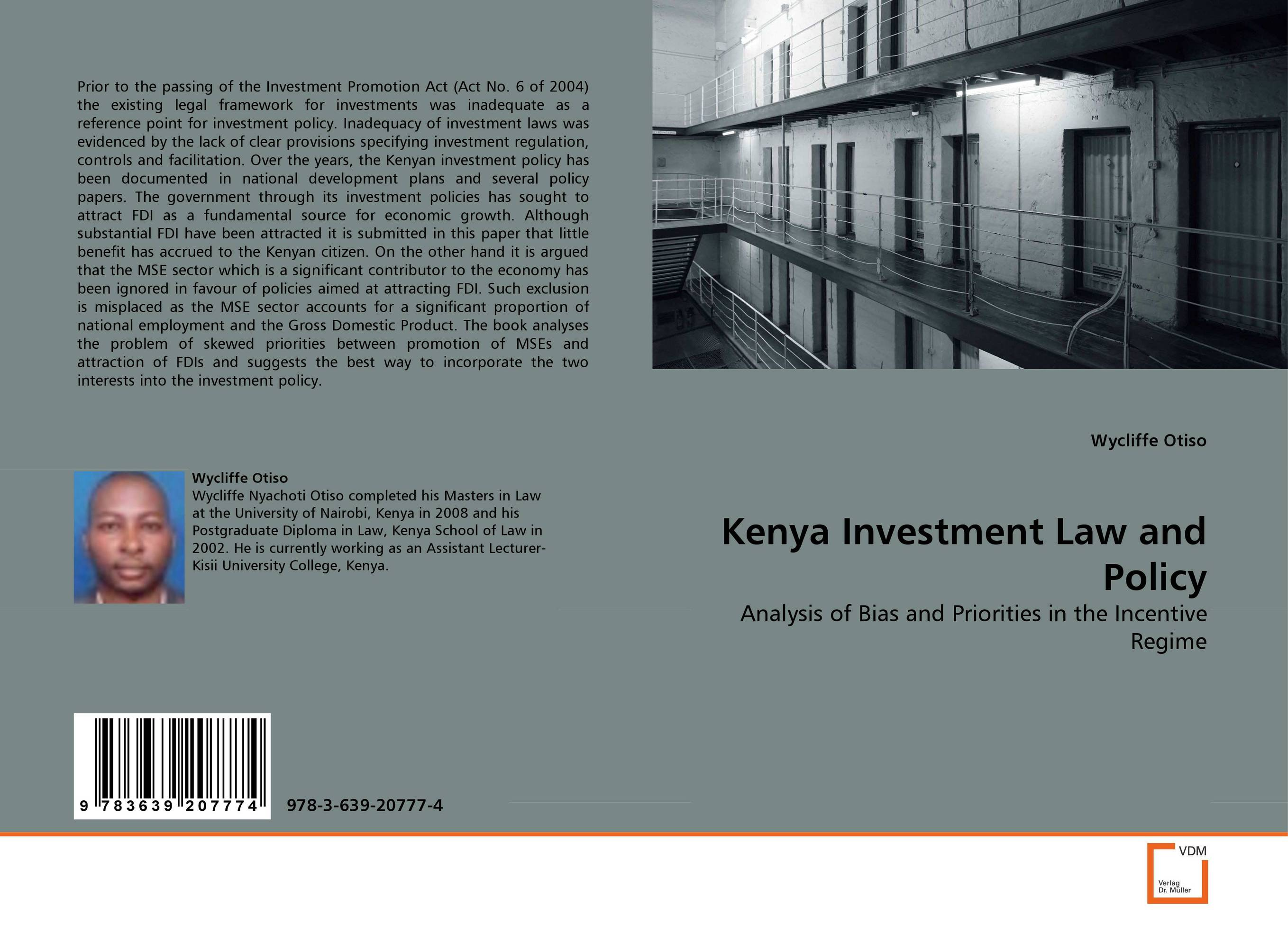 Kenya Investment Law and Policy new media and domestic tourism promotion in kenya