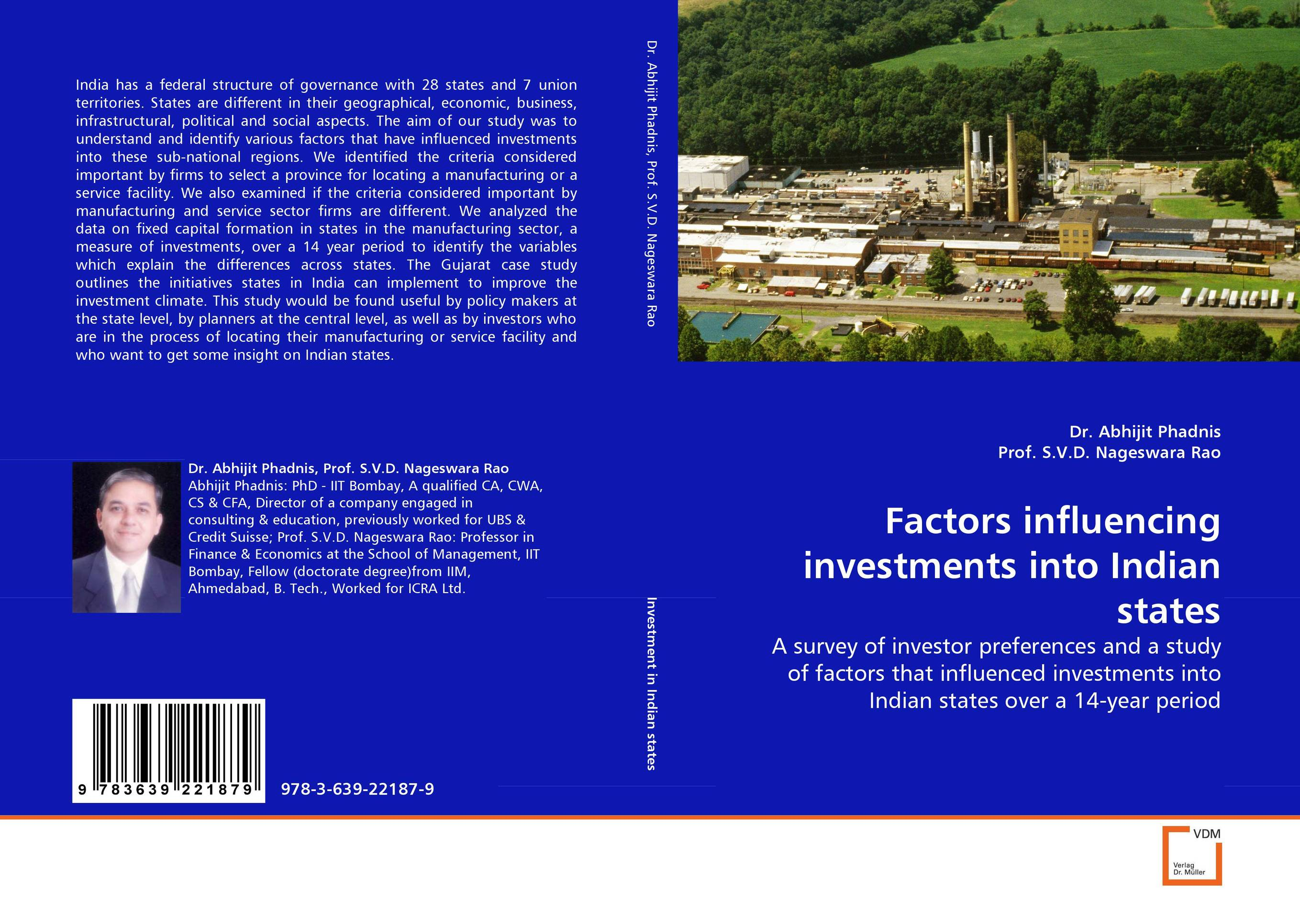 Factors influencing investments into Indian states ravindra kumar jain nod factors and nodulation process by rhizobia in cicer arietinum