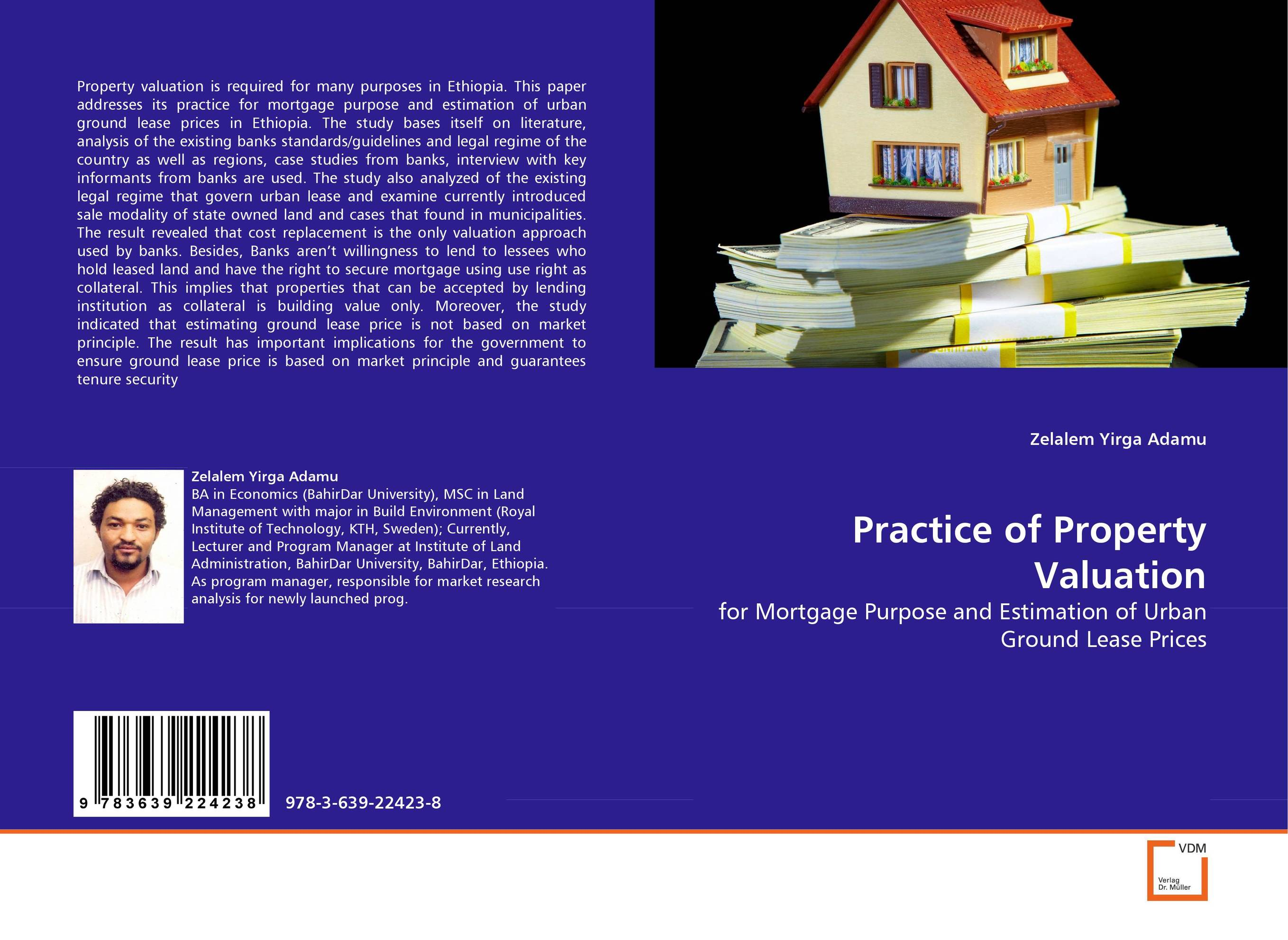Practice of Property Valuation