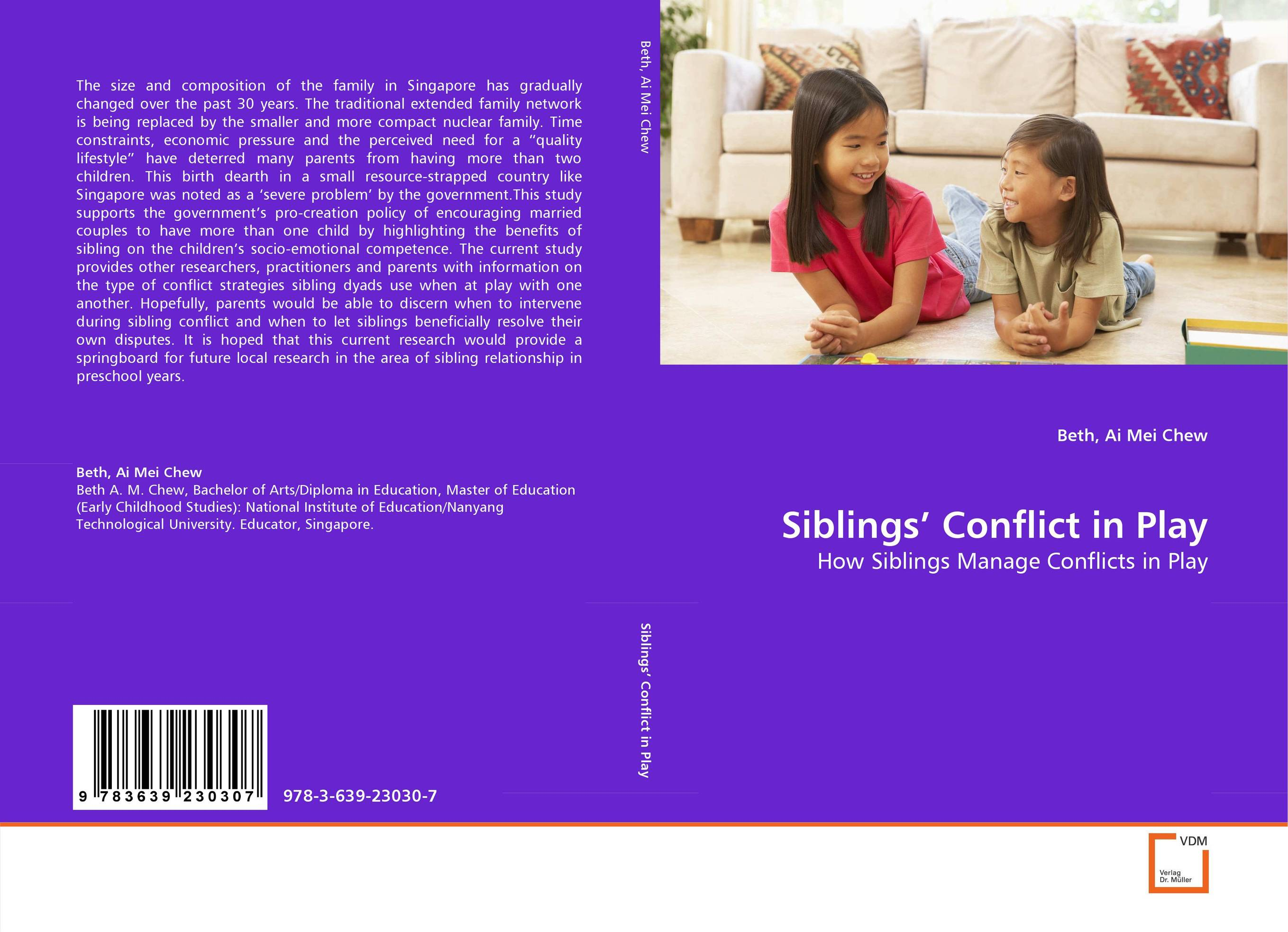 Siblings'' Conflict in Play more than kin and less than kind – the evolution of family conflict