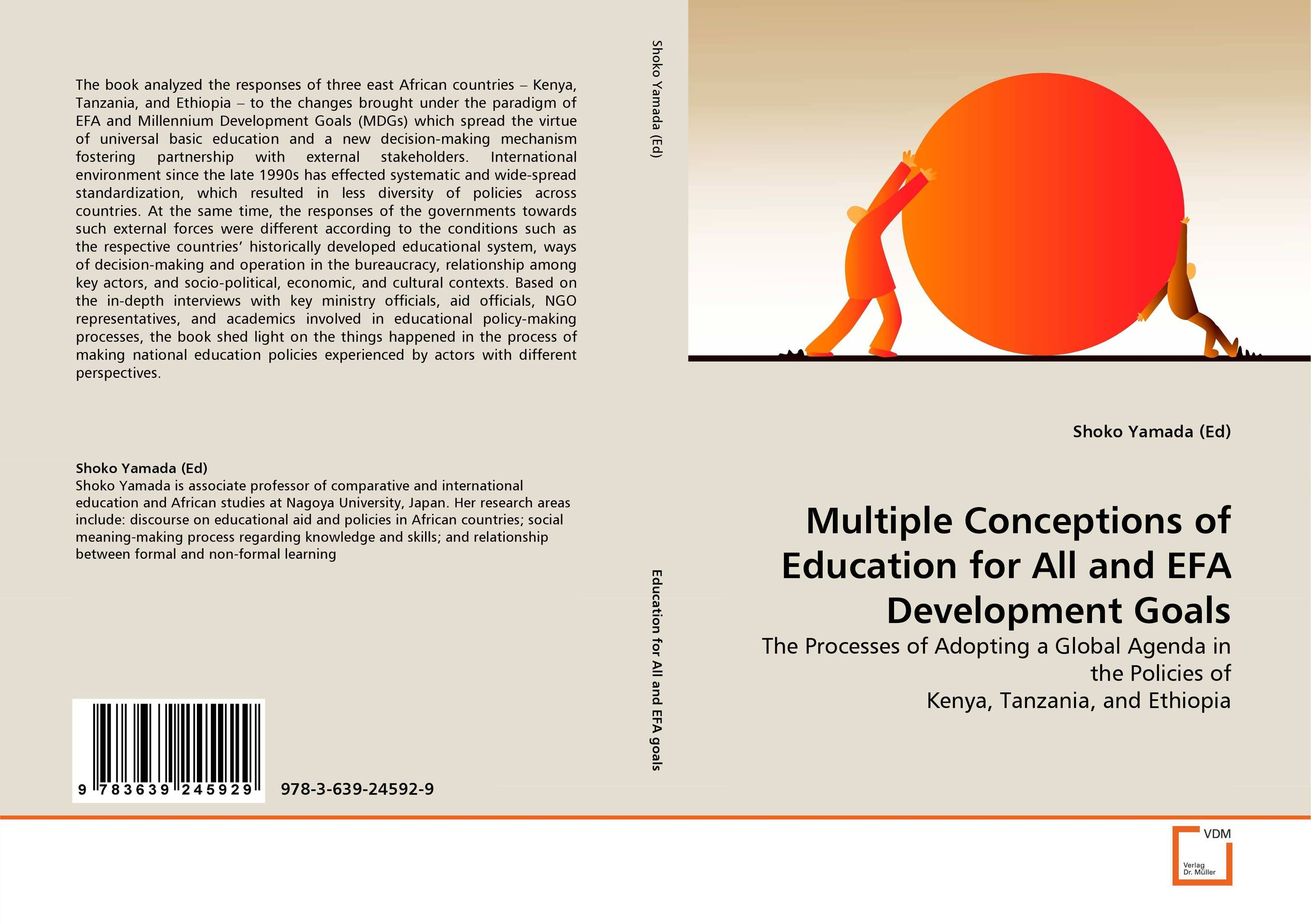 Multiple Conceptions of Education for All and EFA Development Goals ecosystems nexus millennium development goals