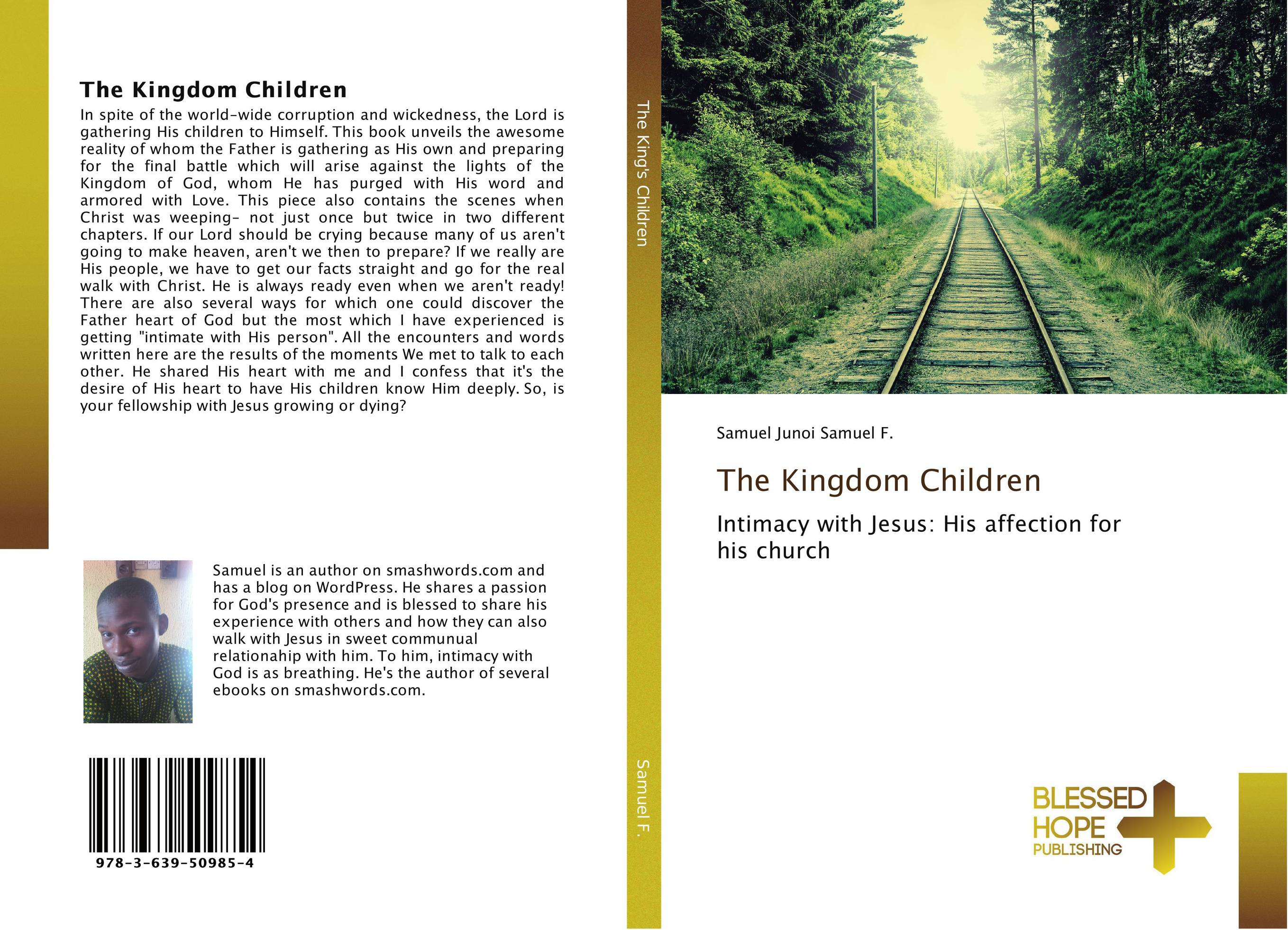 The Kingdom Children christ the lord out of egypt