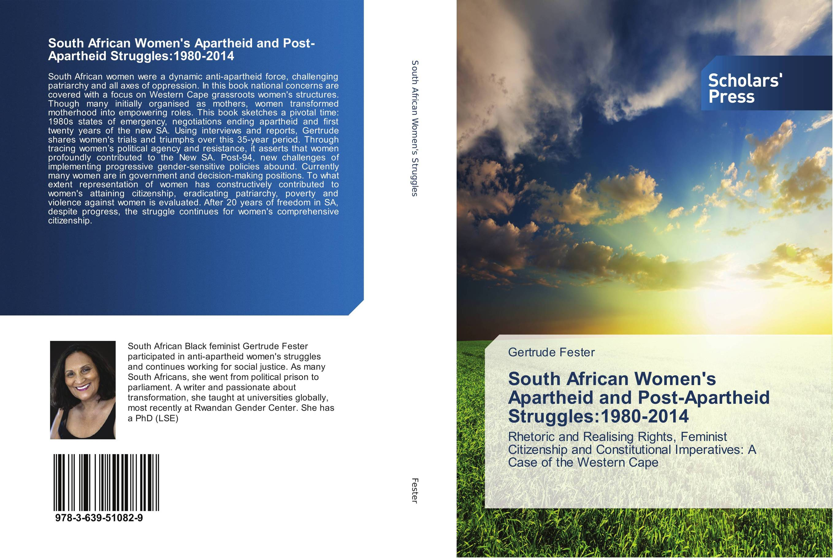 South African Women's Apartheid and Post-Apartheid Struggles:1980-2014 shona women under patriarchy from feminism to african womanism