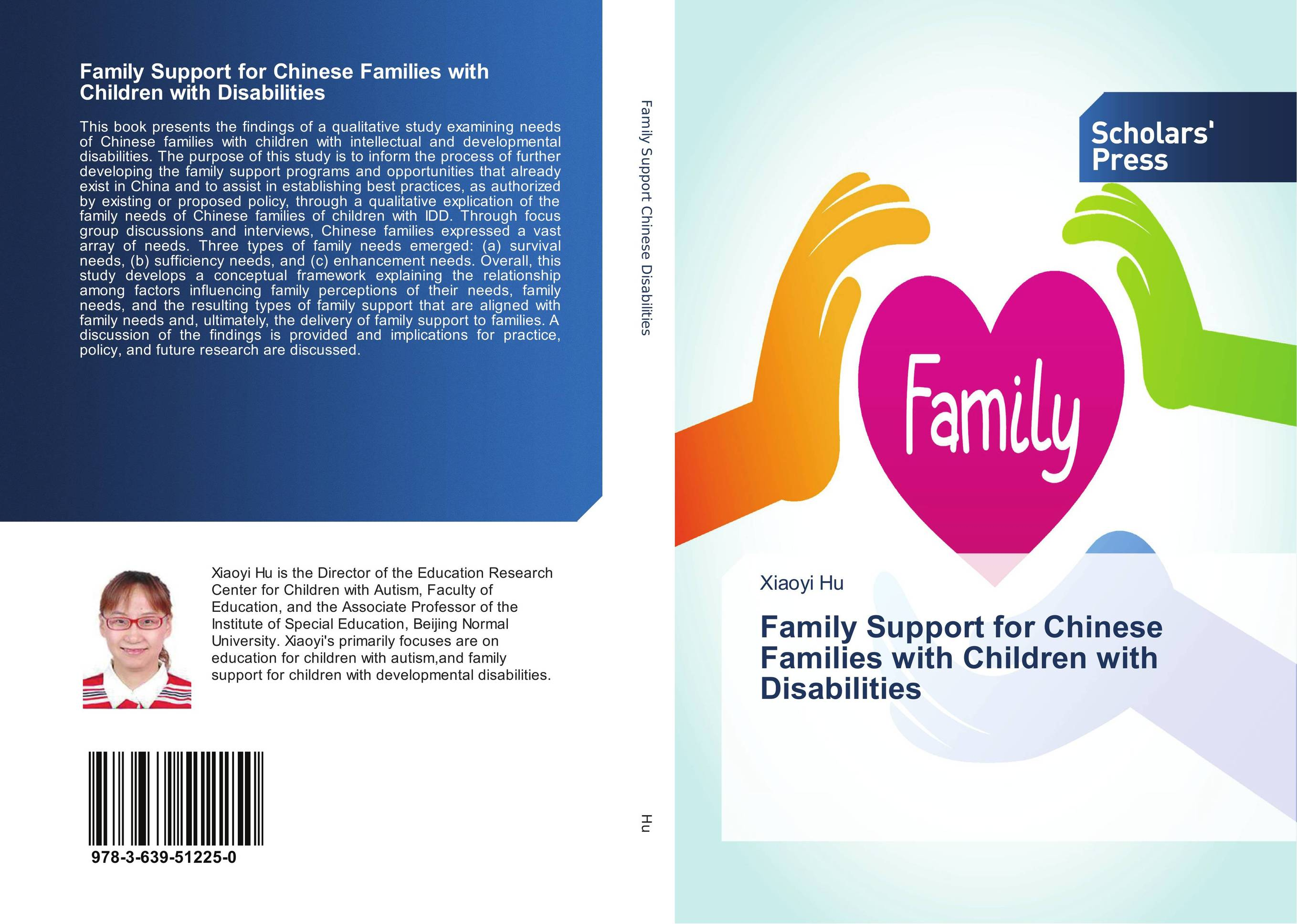 Family Support for Chinese Families with Children with Disabilities пазл wood family of children 12 3d