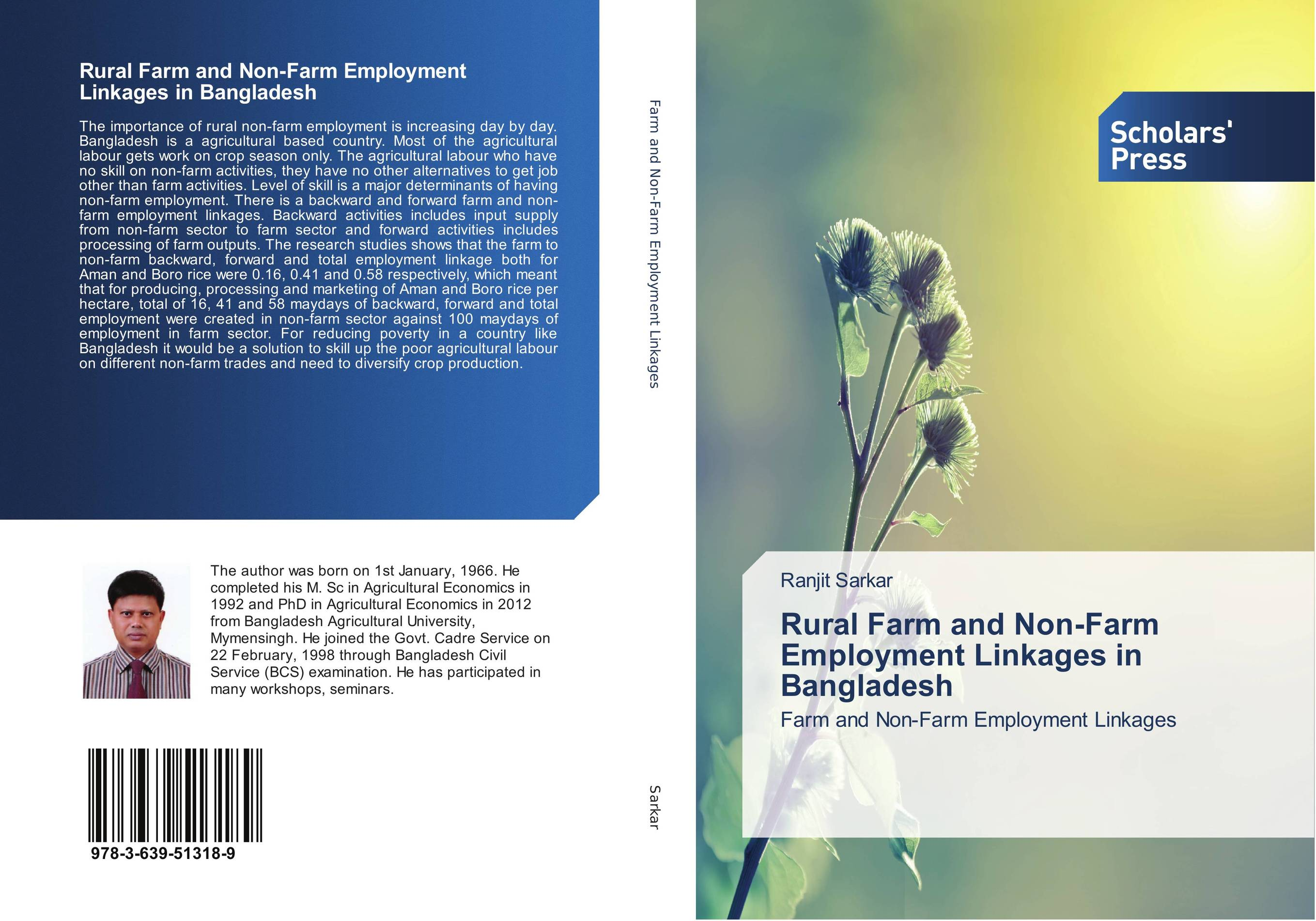 Rural Farm and Non-Farm Employment Linkages in Bangladesh dk readers l1 a day at greenhill farm
