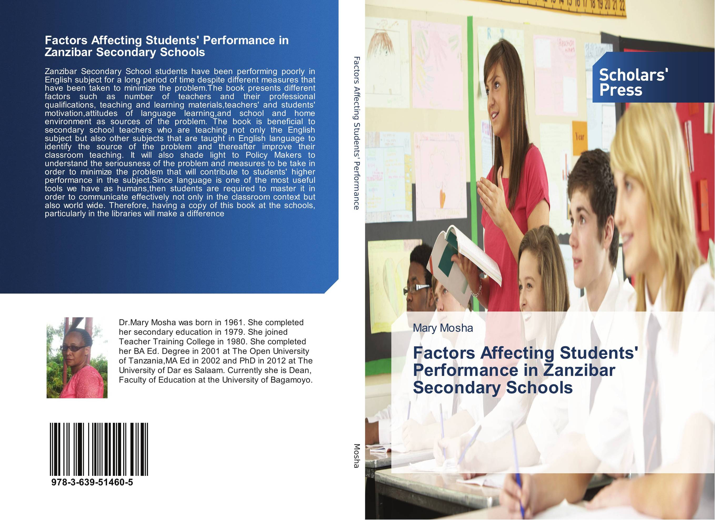 Factors Affecting Students' Performance in Zanzibar Secondary Schools english language at secondary education in bangladesh