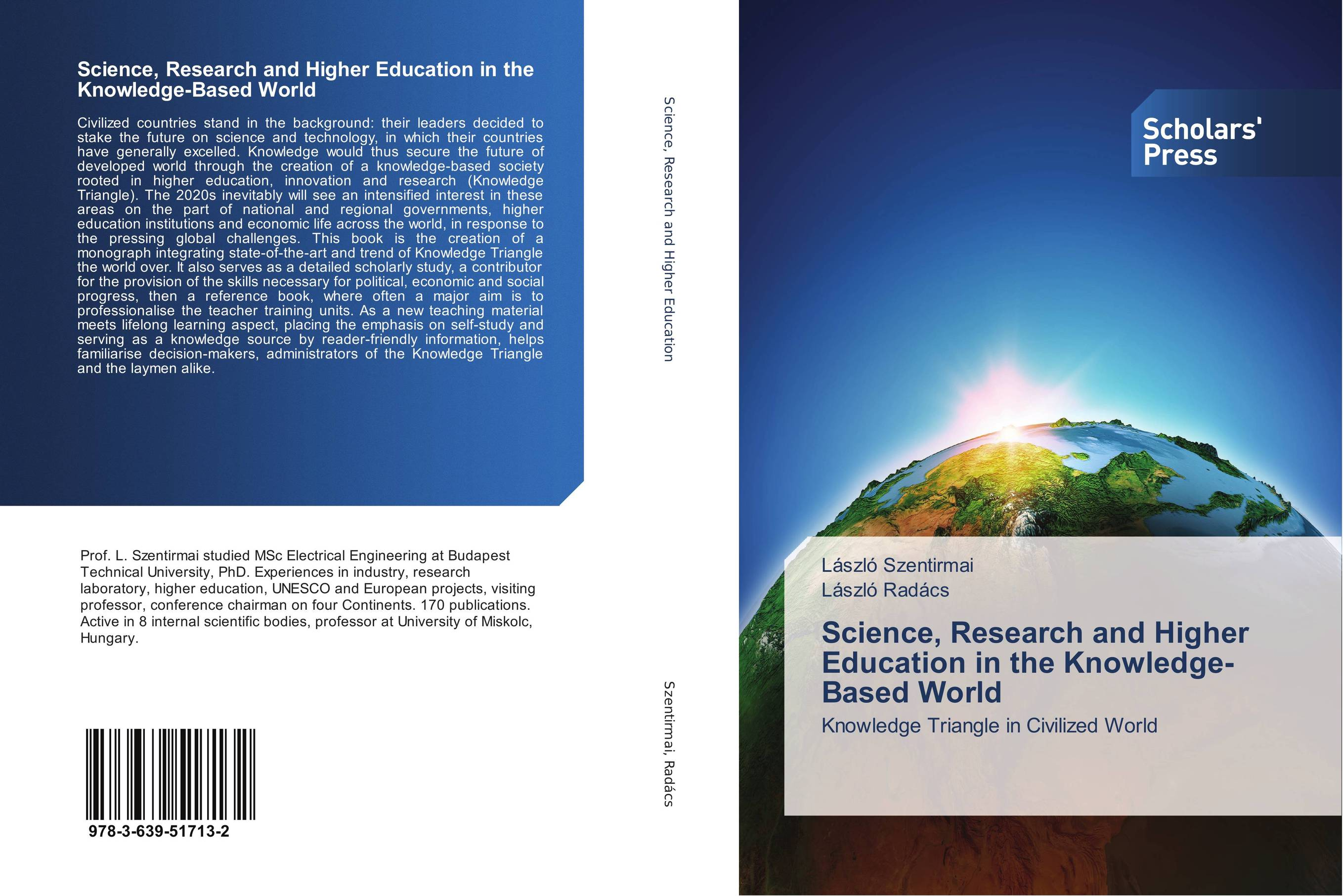 Science, Research and Higher Education in the Knowledge-Based World manage enterprise knowledge systematically