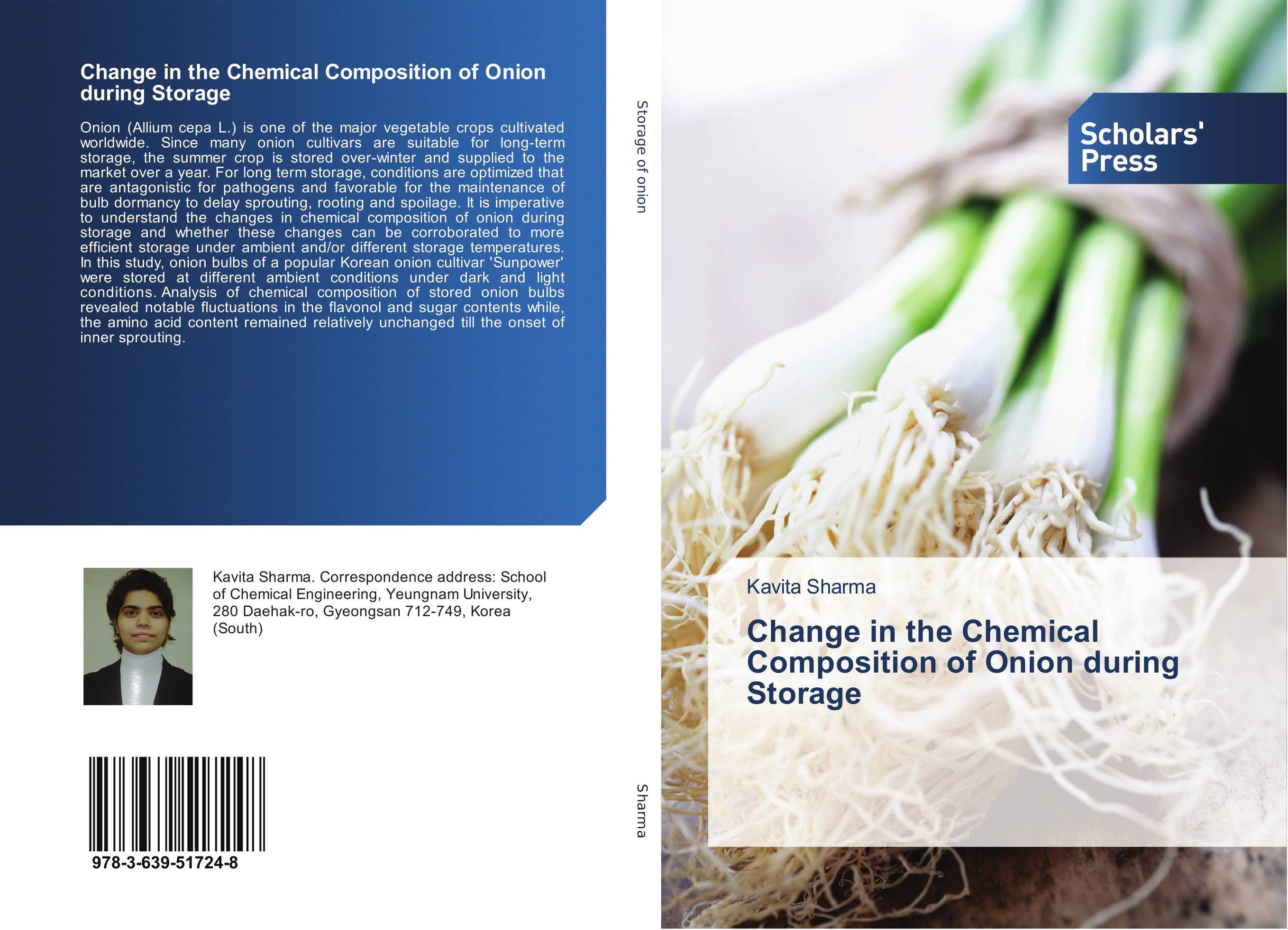 цена на Change in the Chemical Composition of Onion during Storage