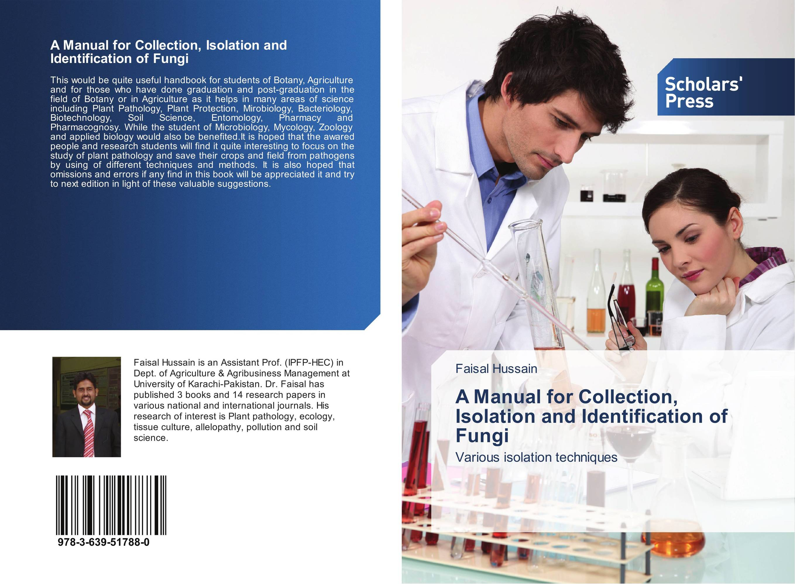 A Manual for Collection, Isolation and Identification of Fungi handbook of isolation and characterization of impurities in pharmaceuticals 5