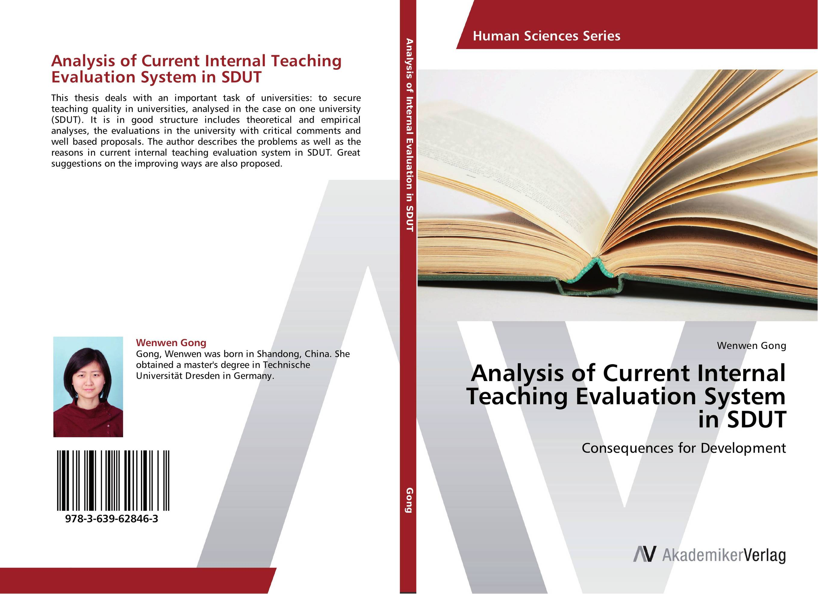 Фото Analysis of Current Internal Teaching Evaluation System in SDUT teaching in america – the slow revolution