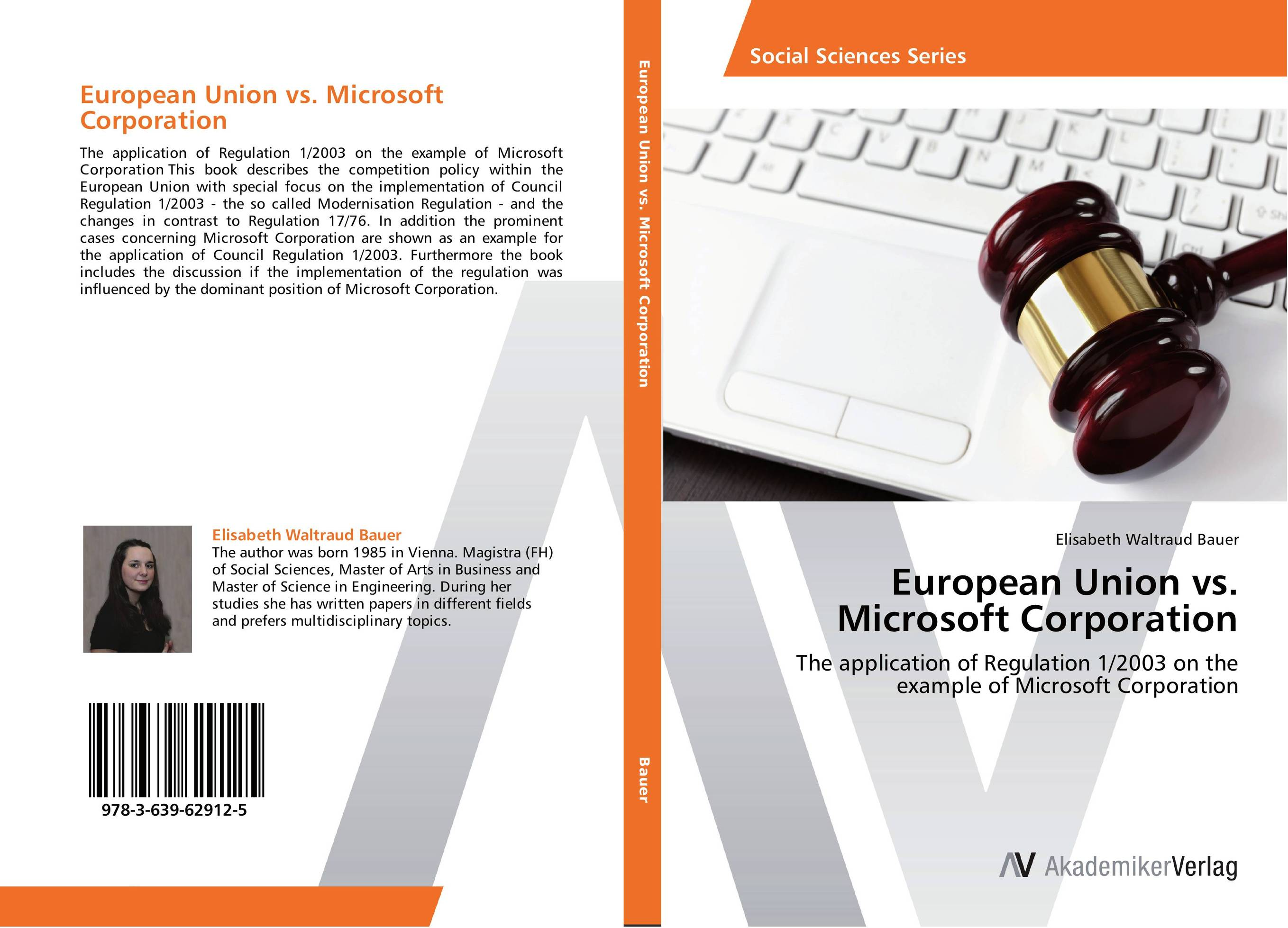 European Union vs. Microsoft Corporation the brussels 1 regulation 44 2001