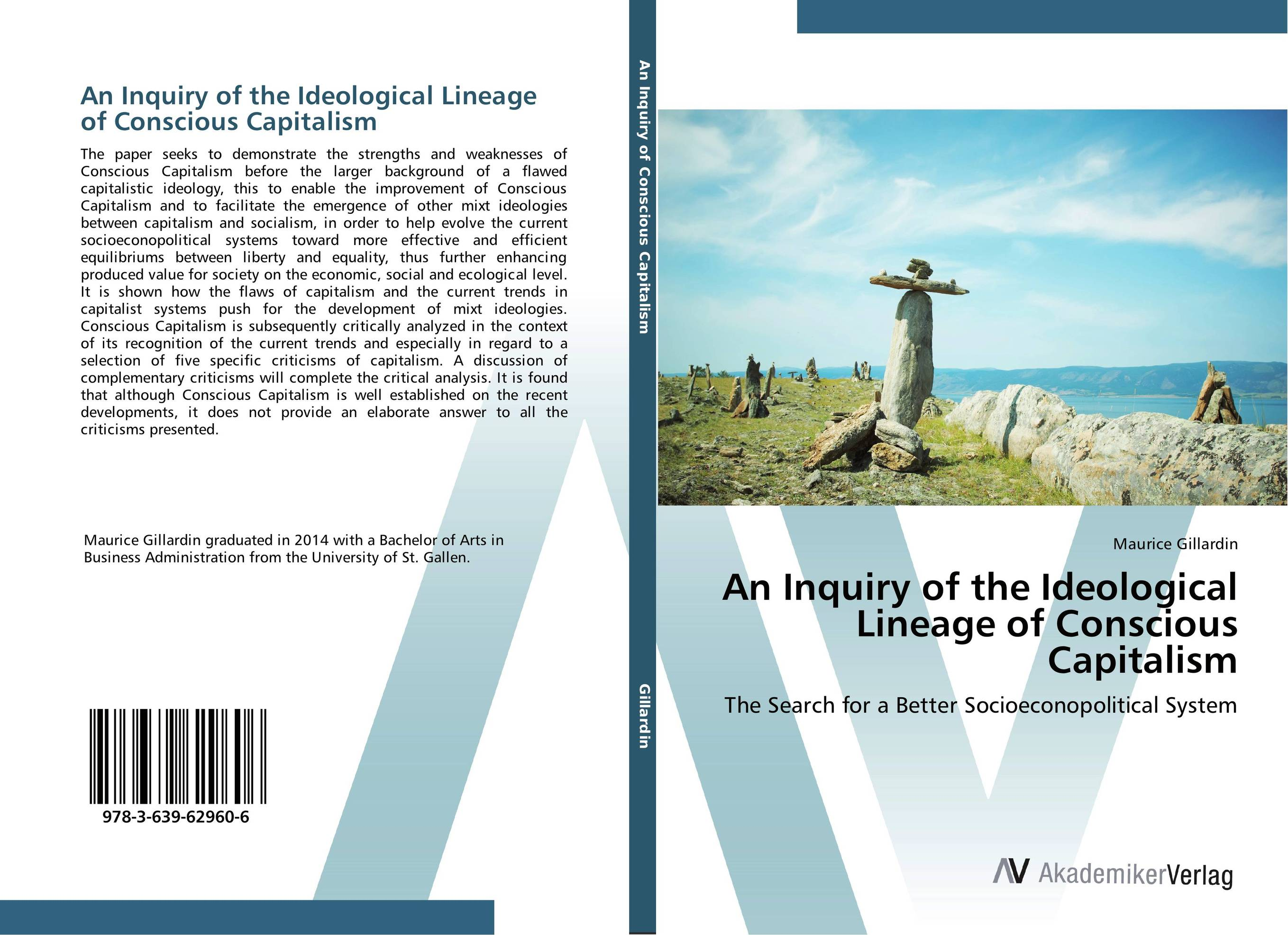 An Inquiry of the Ideological Lineage of Conscious Capitalism
