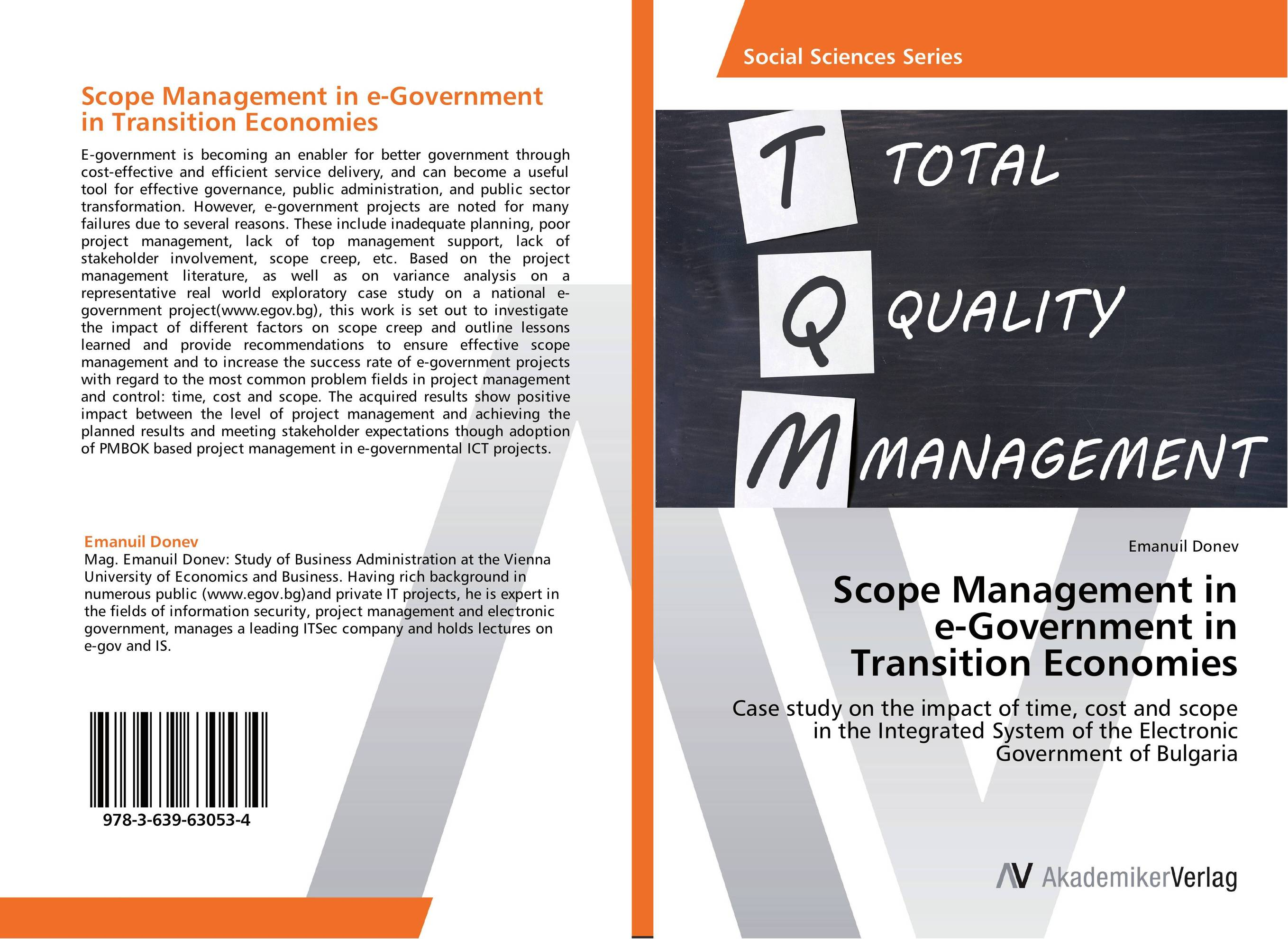 Scope Management in e-Government in Transition Economies michel chevalier luxury retail management how the world s top brands provide quality product and service support