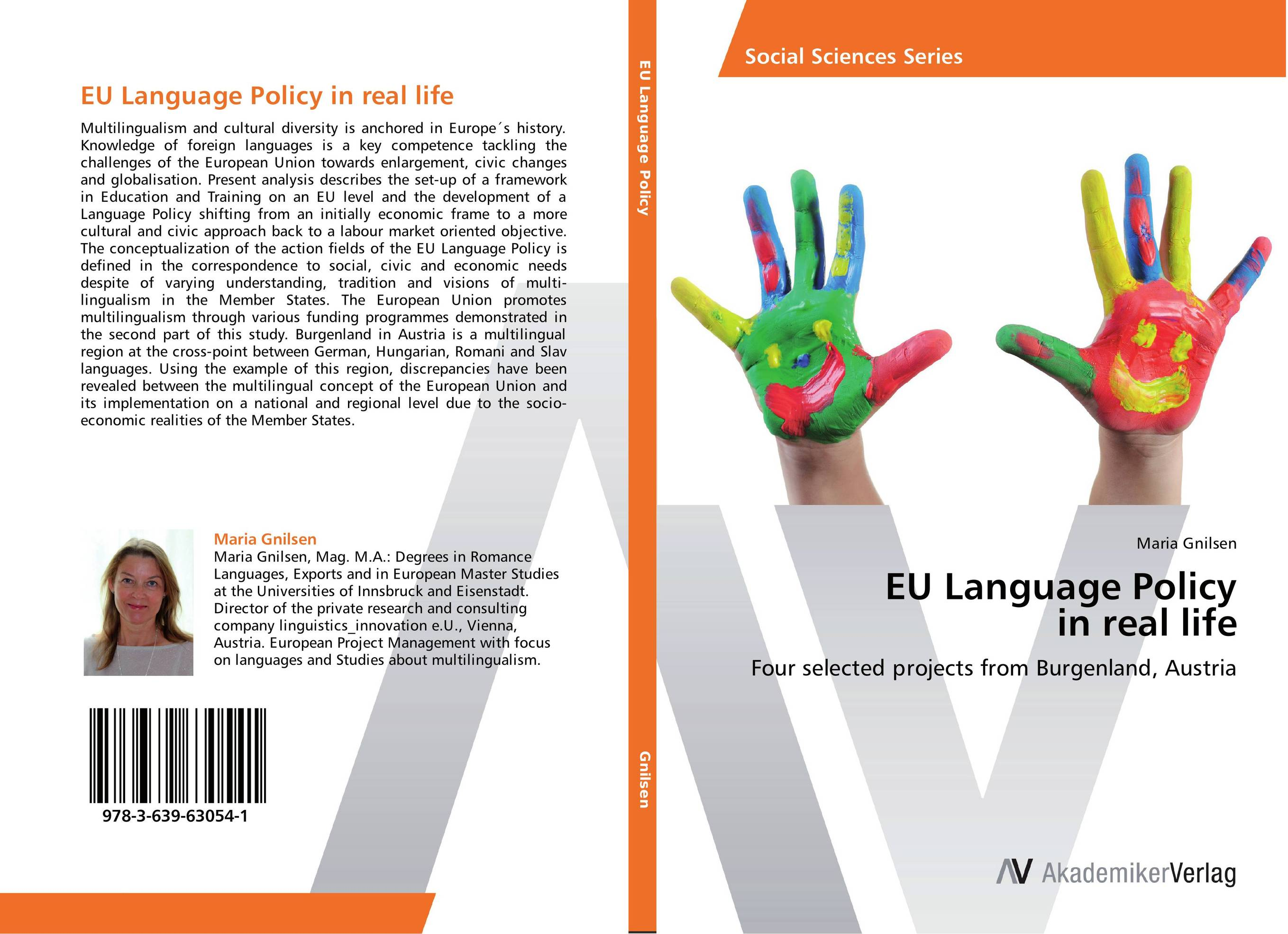 EU Language Policy in real life early signs of language shifting