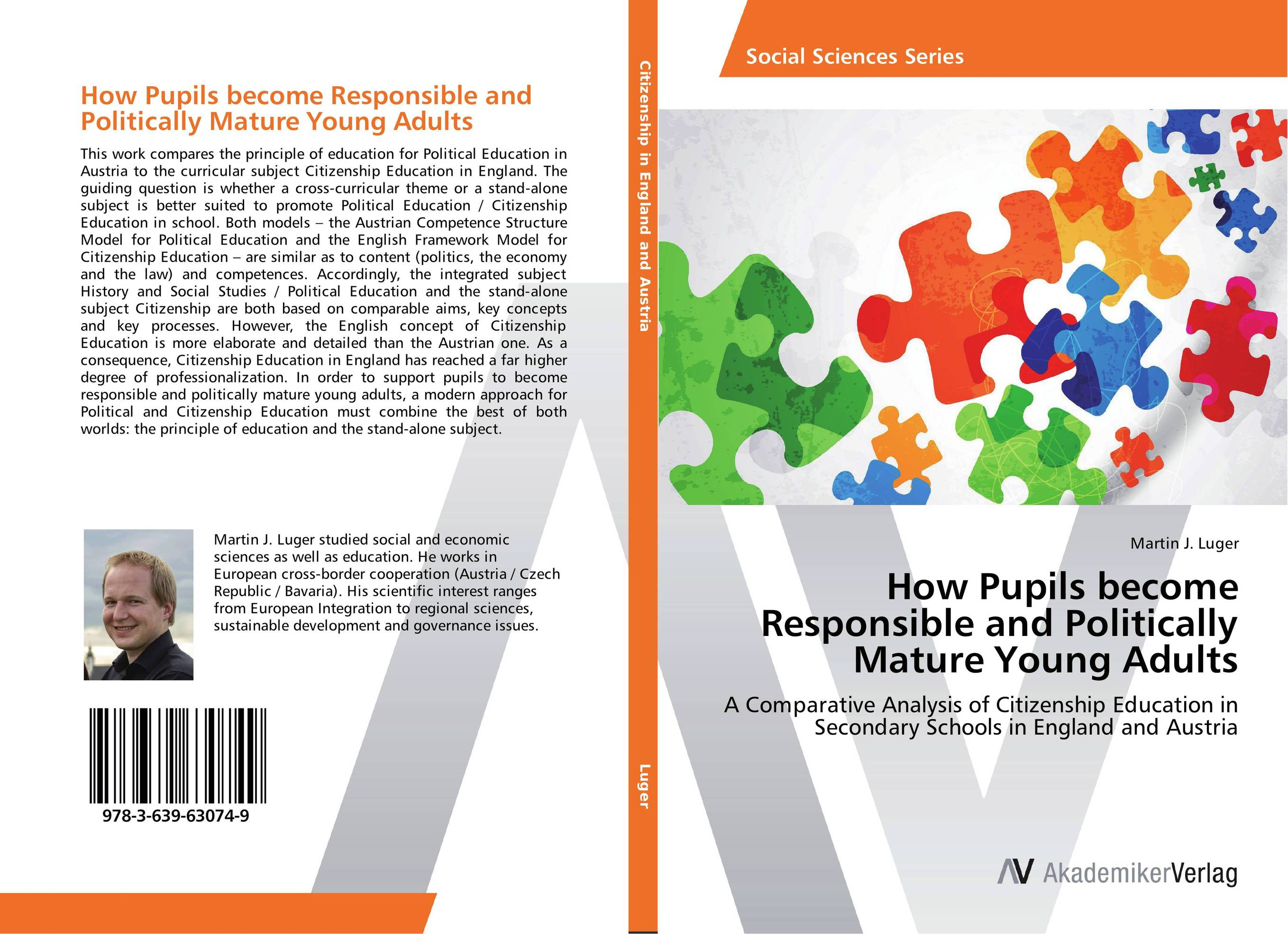 How Pupils become Responsible and Politically Mature Young Adults gustave flaubert sentimental education or the history of a young man volume 2